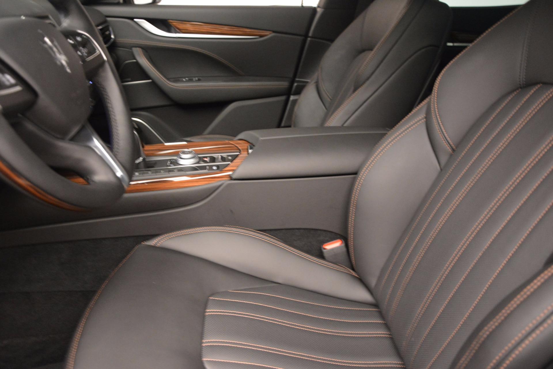 New 2017 Maserati Levante  For Sale In Greenwich, CT 1047_p14
