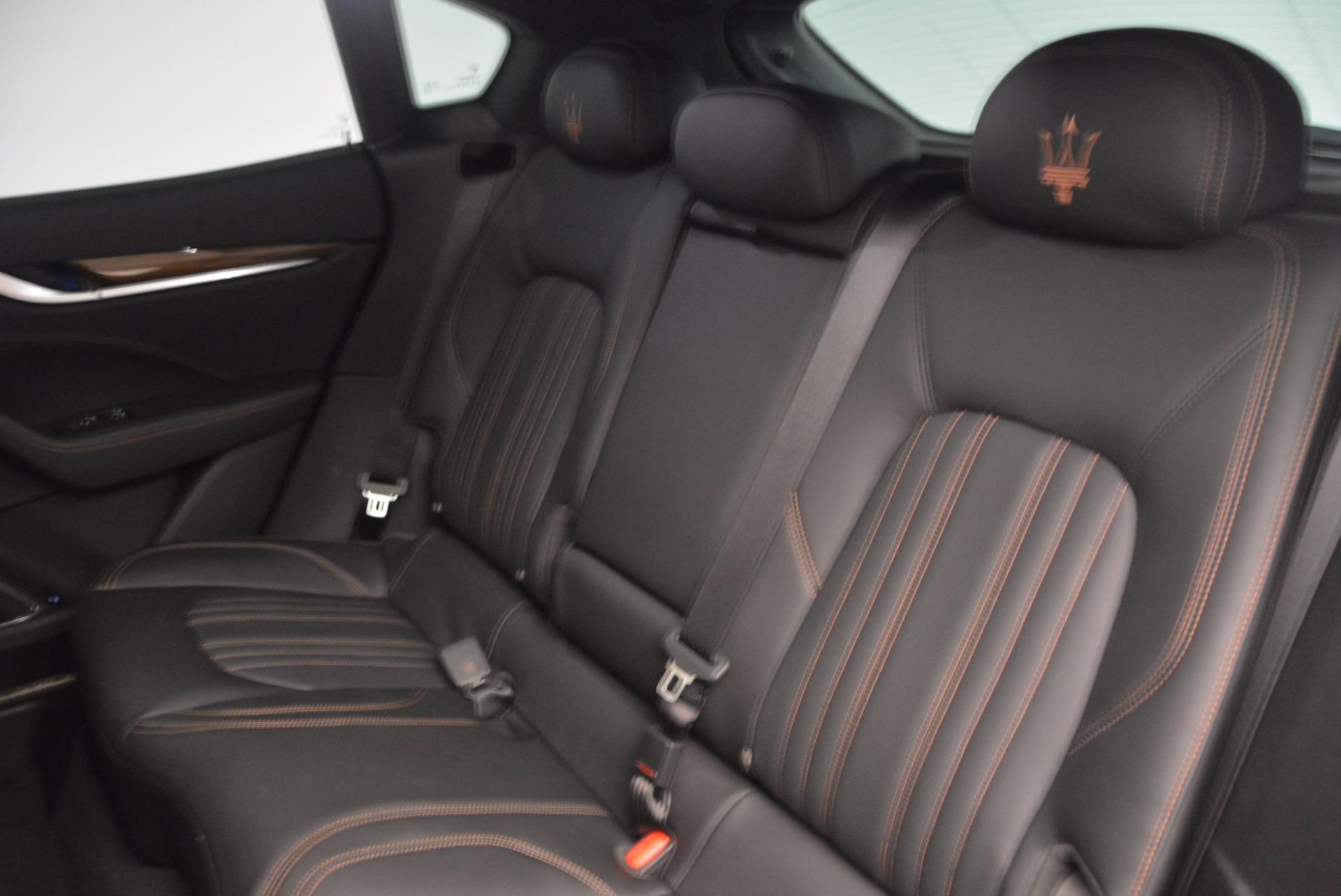 New 2017 Maserati Levante  For Sale In Greenwich, CT 1047_p17