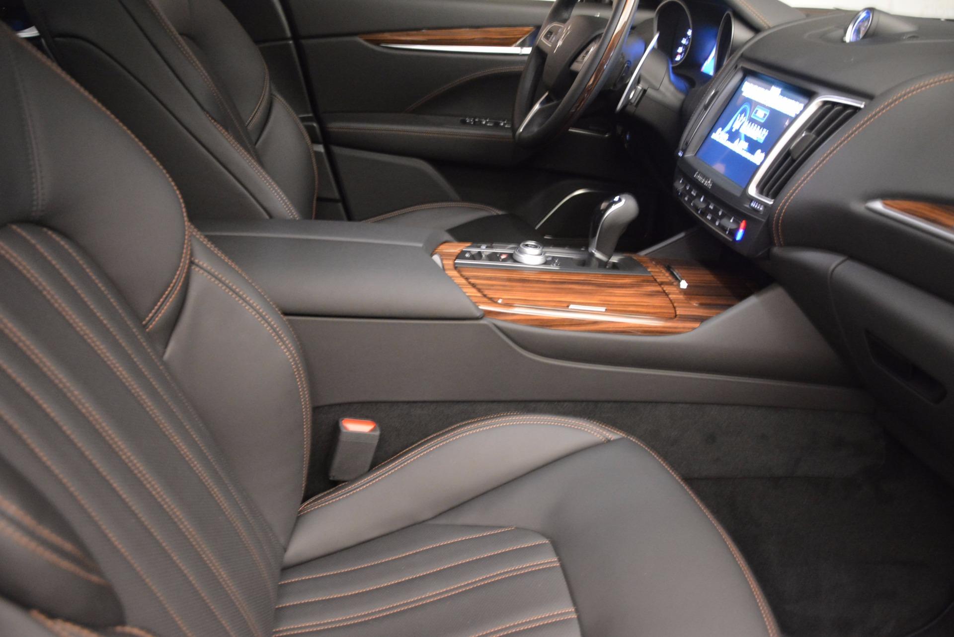 New 2017 Maserati Levante  For Sale In Greenwich, CT 1047_p20