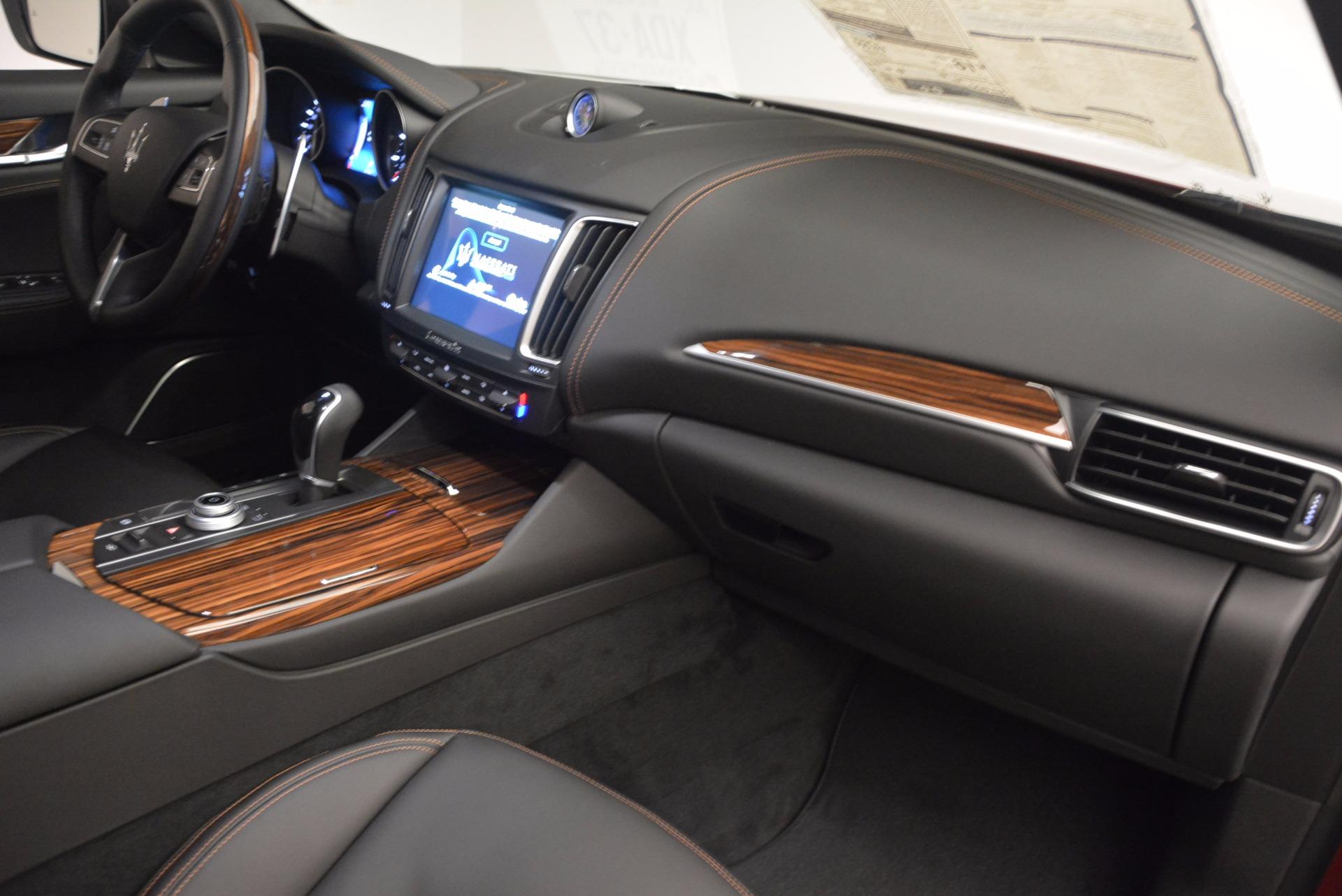 New 2017 Maserati Levante  For Sale In Greenwich, CT 1047_p21