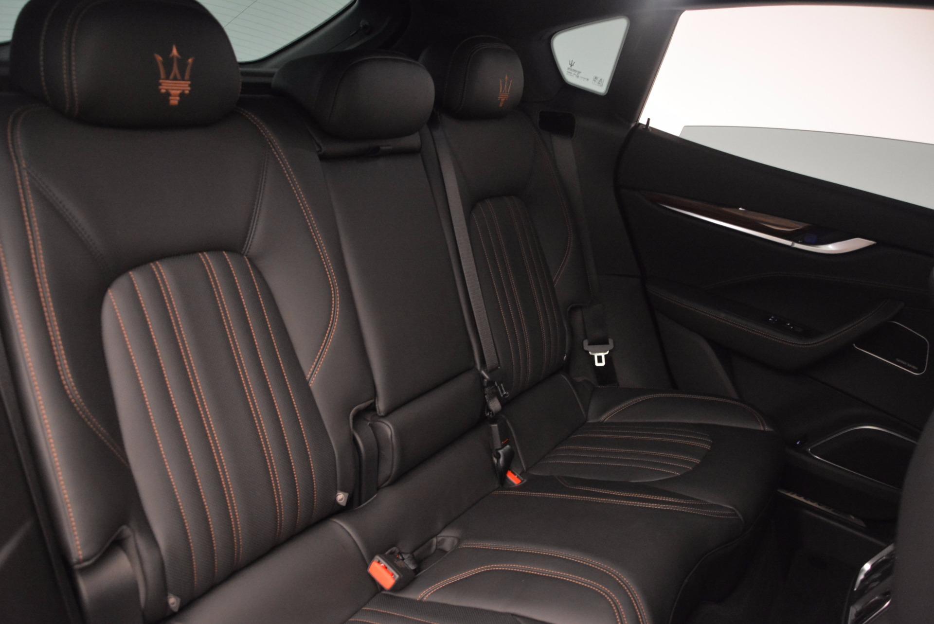 New 2017 Maserati Levante  For Sale In Greenwich, CT 1047_p22