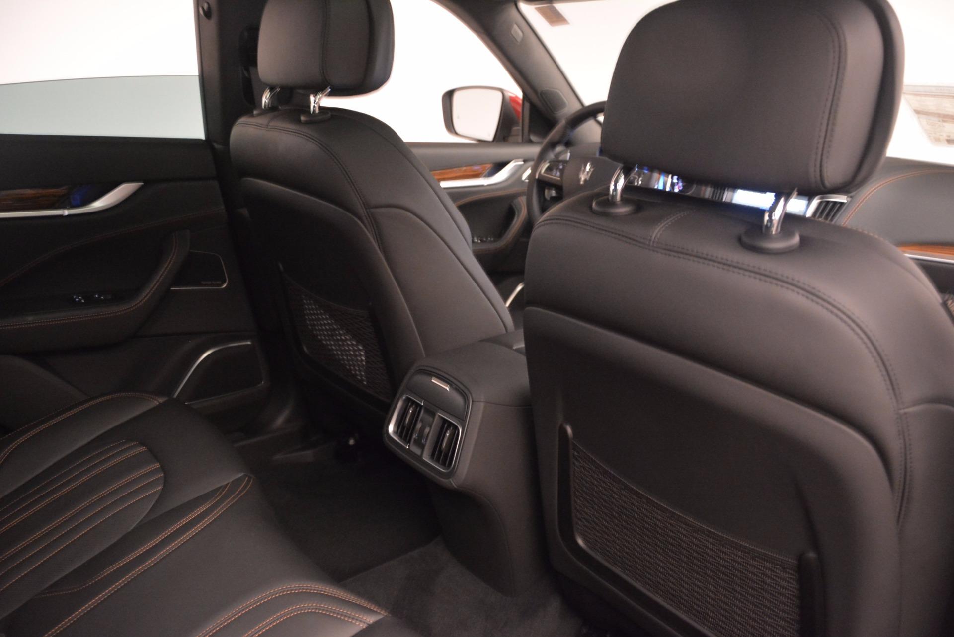 New 2017 Maserati Levante  For Sale In Greenwich, CT 1047_p24