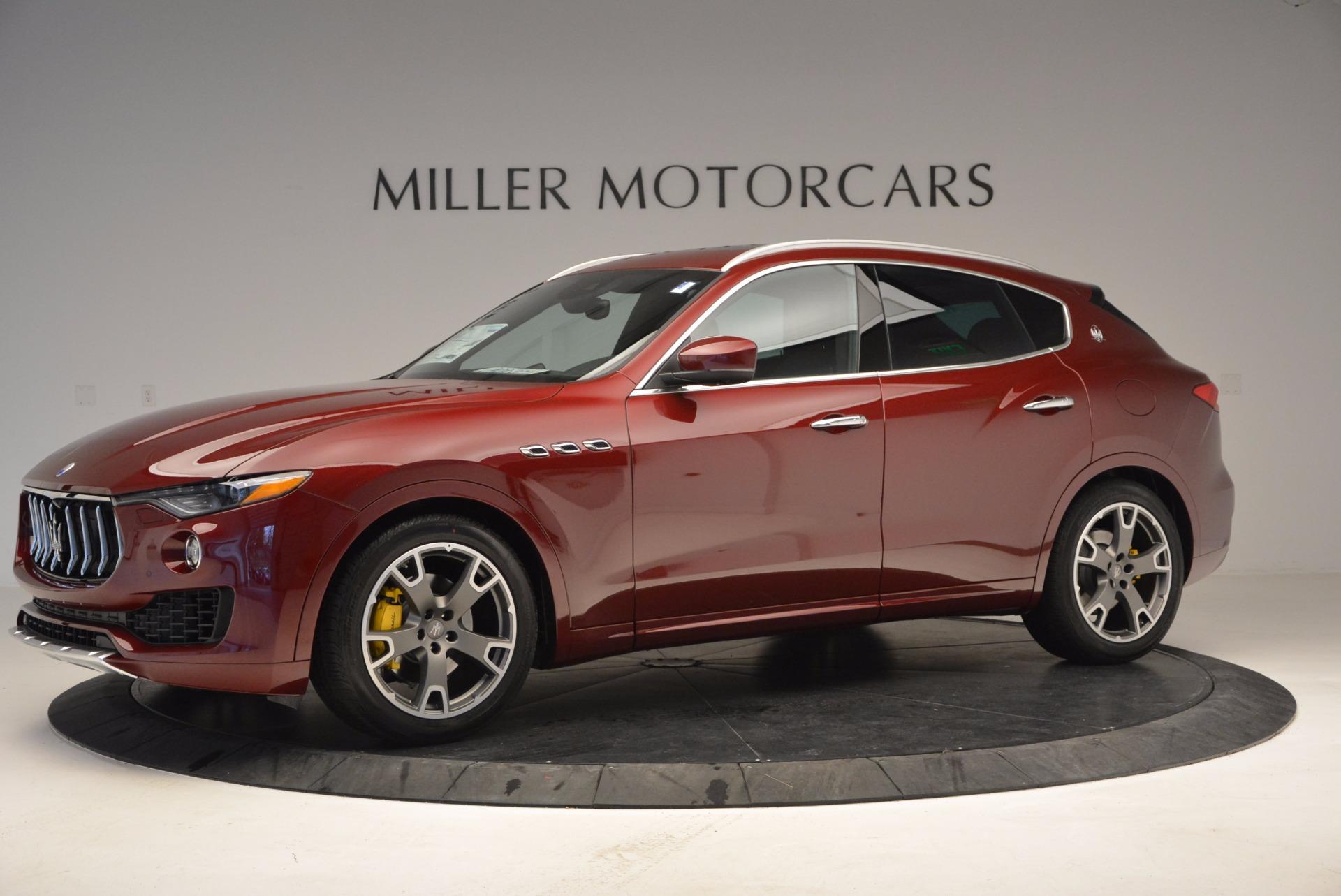 New 2017 Maserati Levante  For Sale In Greenwich, CT 1047_p2