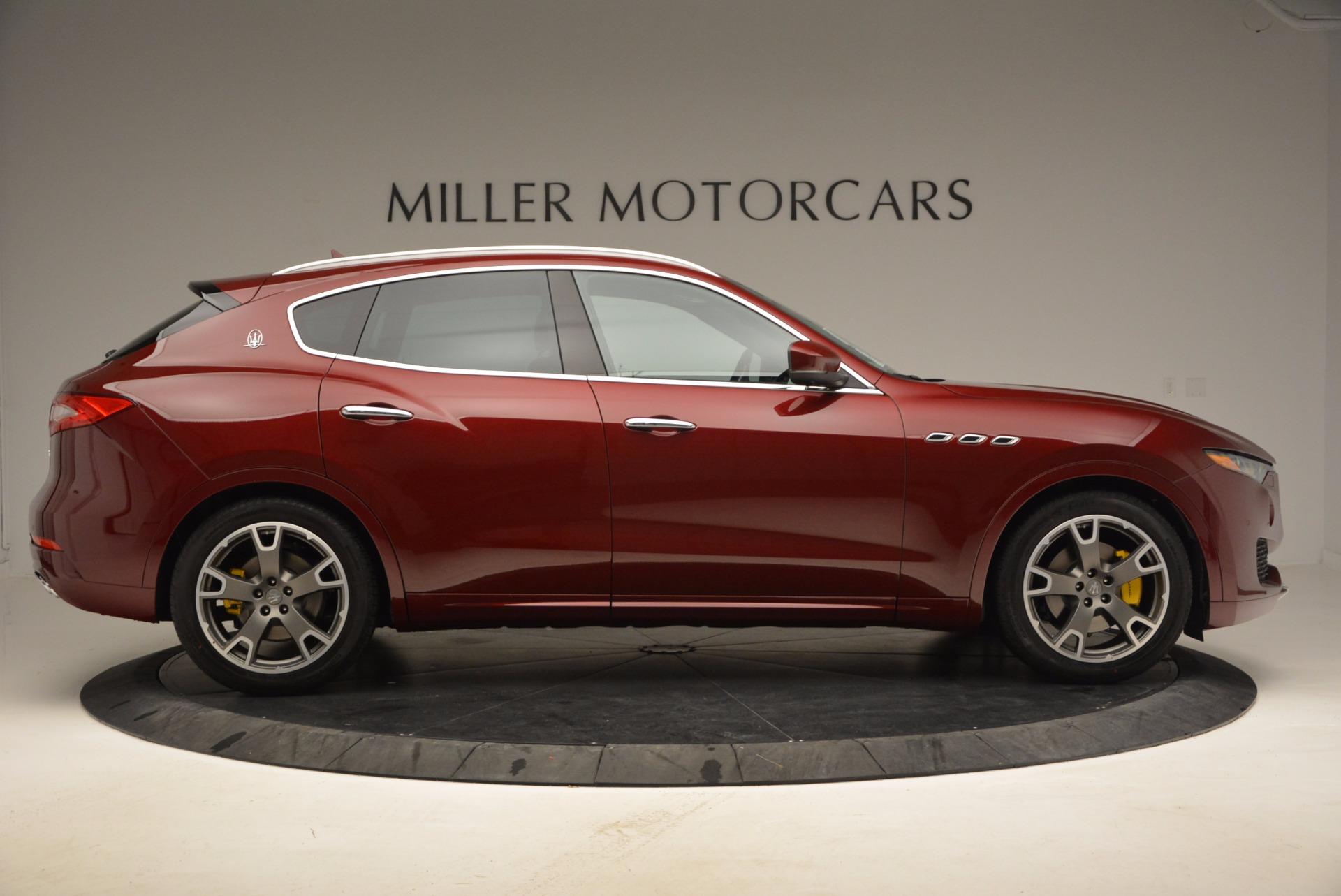 New 2017 Maserati Levante  For Sale In Greenwich, CT 1047_p9