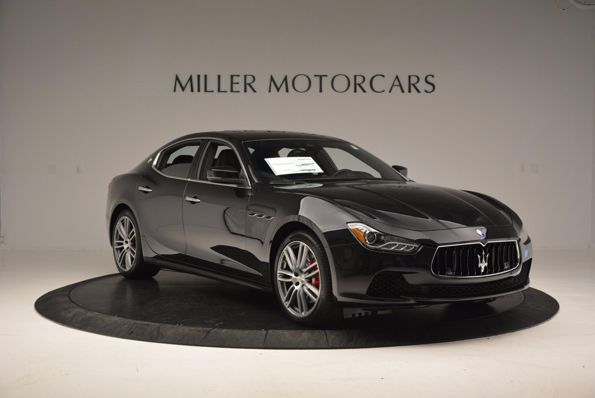 New 2017 Maserati Ghibli S Q4 For Sale In Greenwich, CT 1048_p10