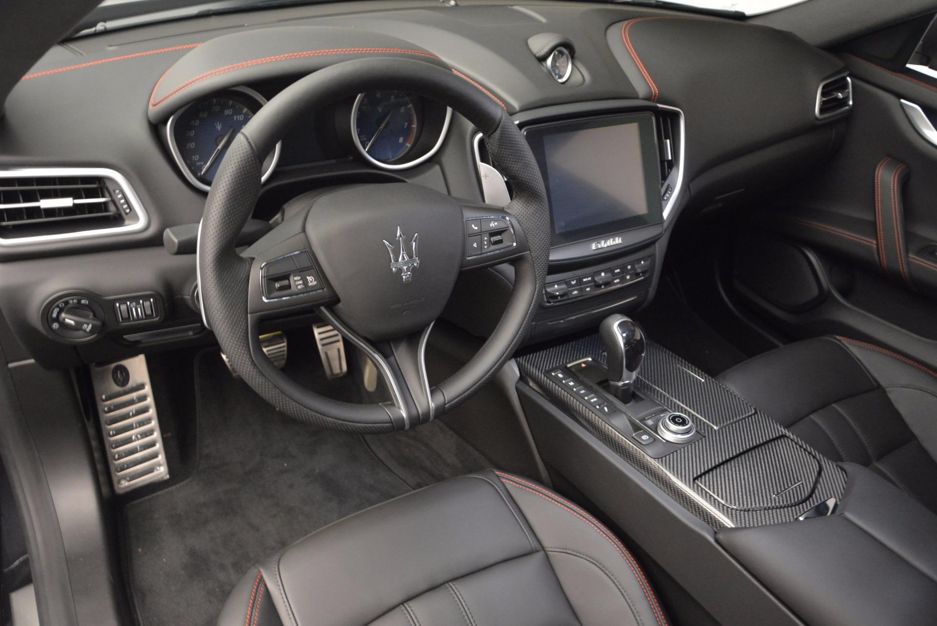 New 2017 Maserati Ghibli S Q4 For Sale In Greenwich, CT 1048_p12