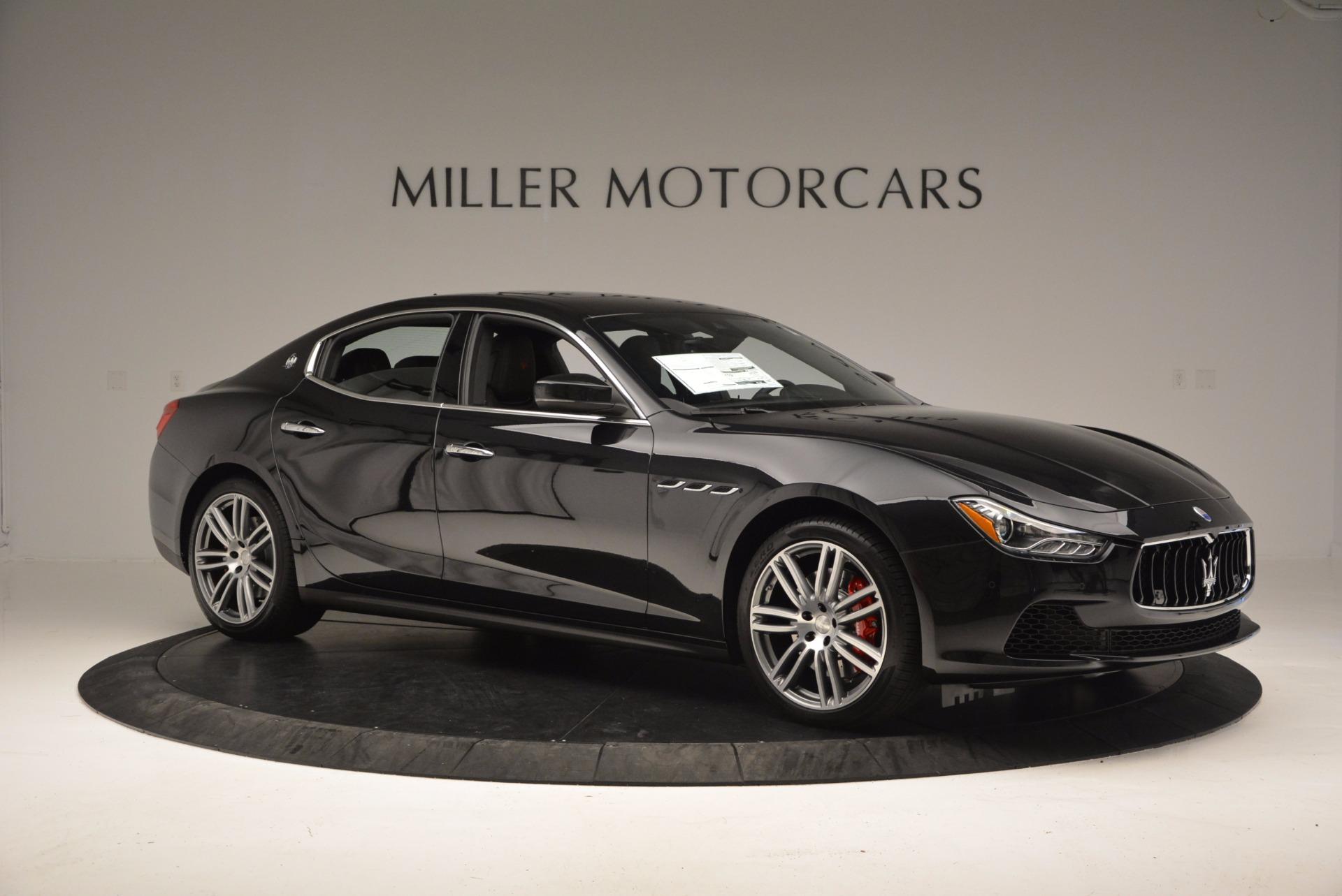 New 2017 Maserati Ghibli S Q4 For Sale In Greenwich, CT 1048_p9