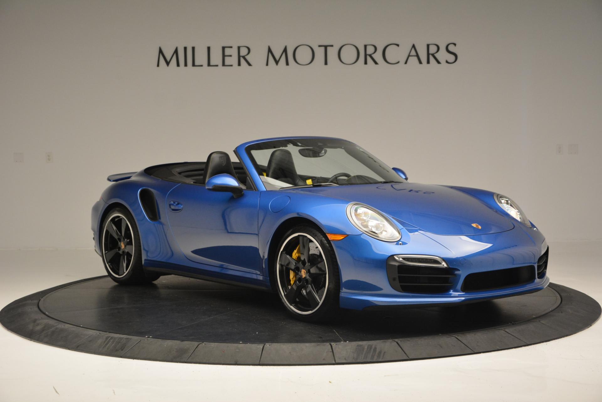 Used 2014 Porsche 911 Turbo S For Sale In Greenwich, CT 105_p12