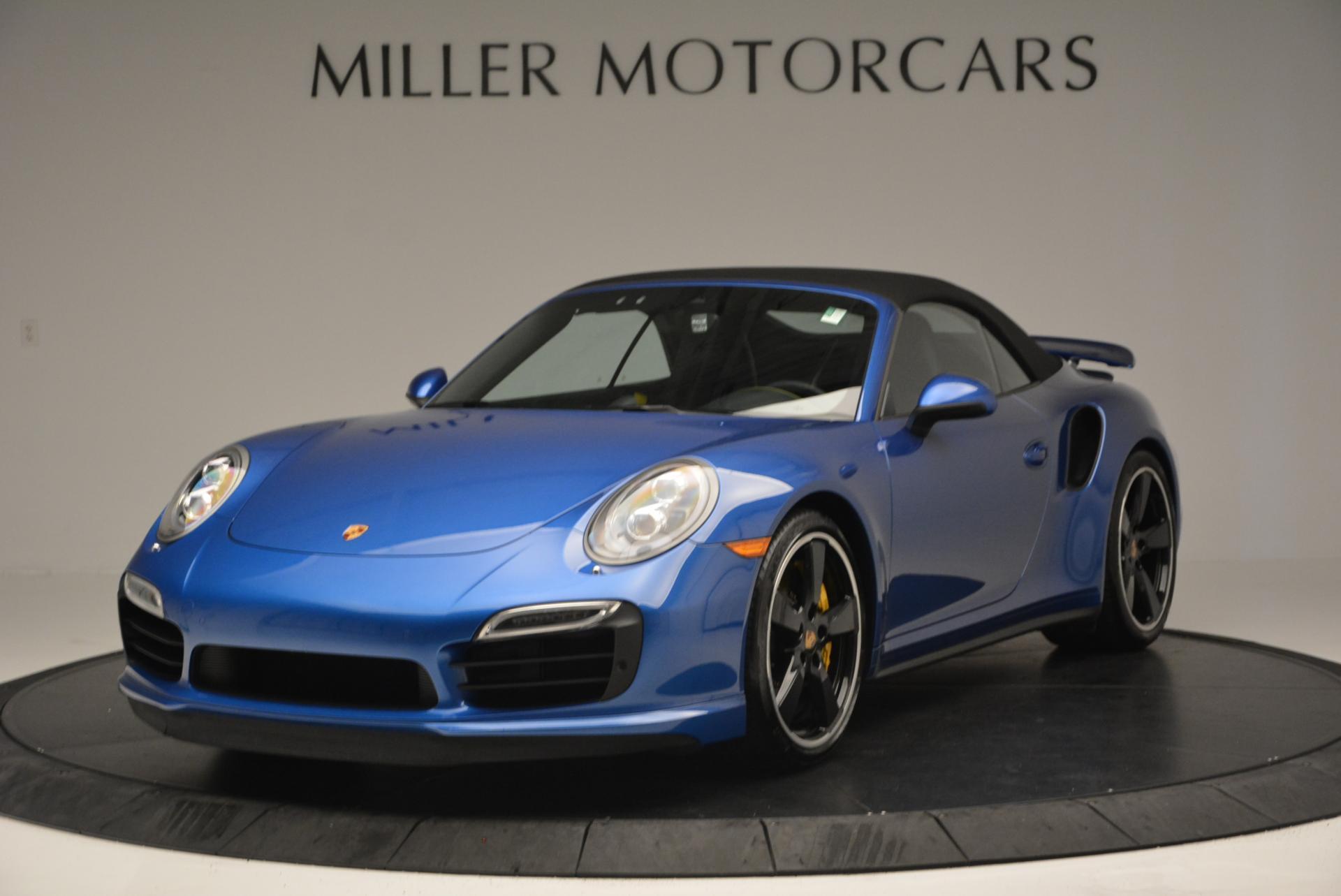 Used 2014 Porsche 911 Turbo S For Sale In Greenwich, CT 105_p13