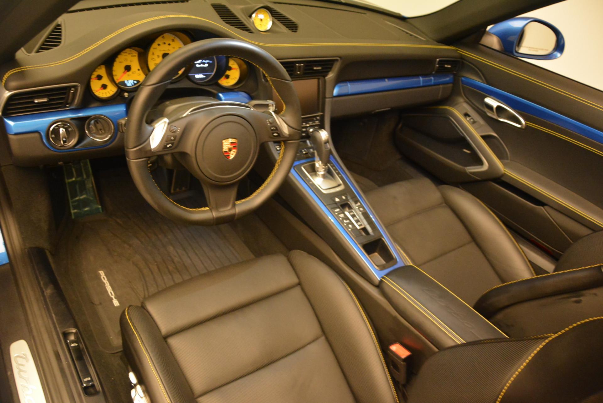 Used 2014 Porsche 911 Turbo S For Sale In Greenwich, CT 105_p18