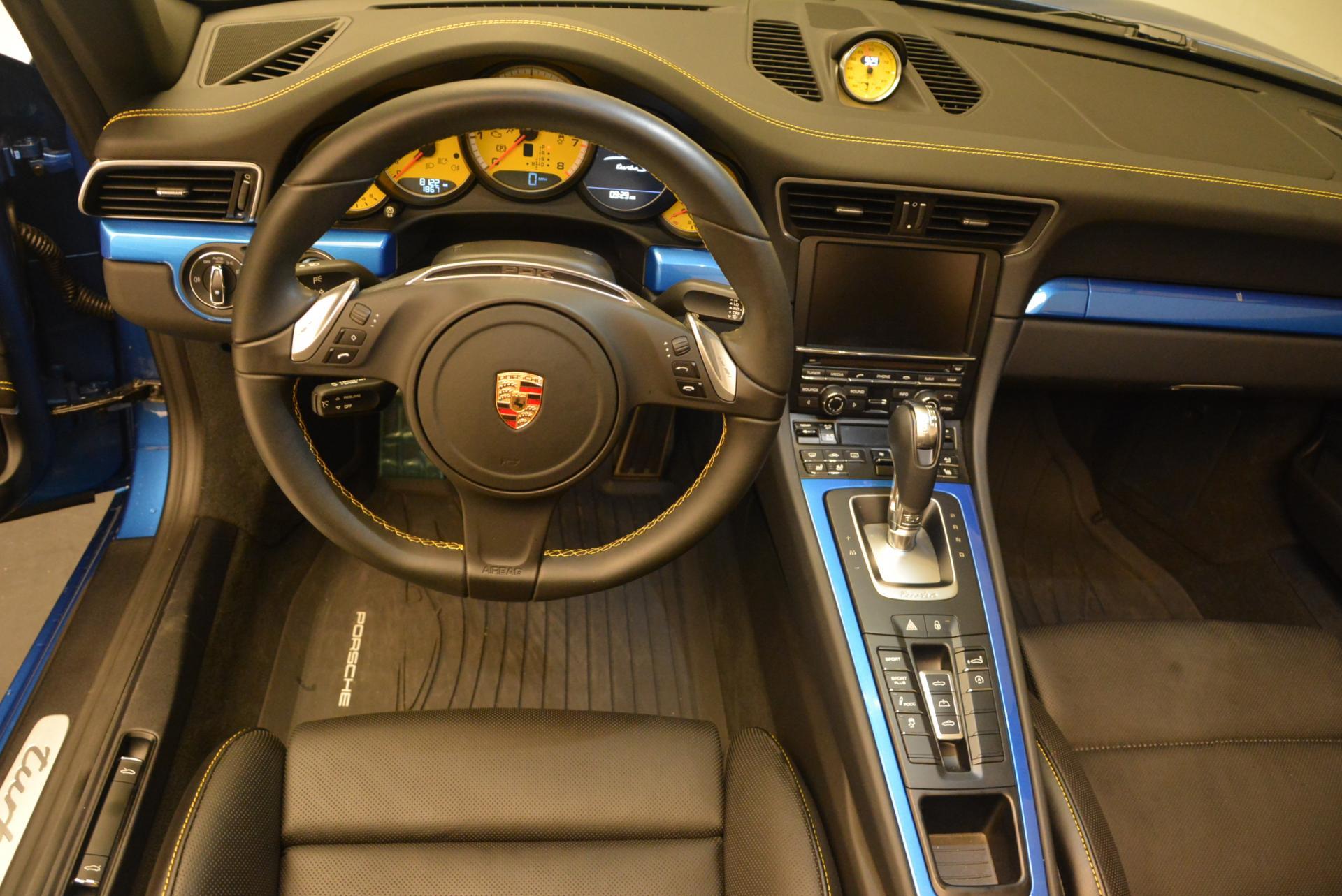 Used 2014 Porsche 911 Turbo S For Sale In Greenwich, CT 105_p19