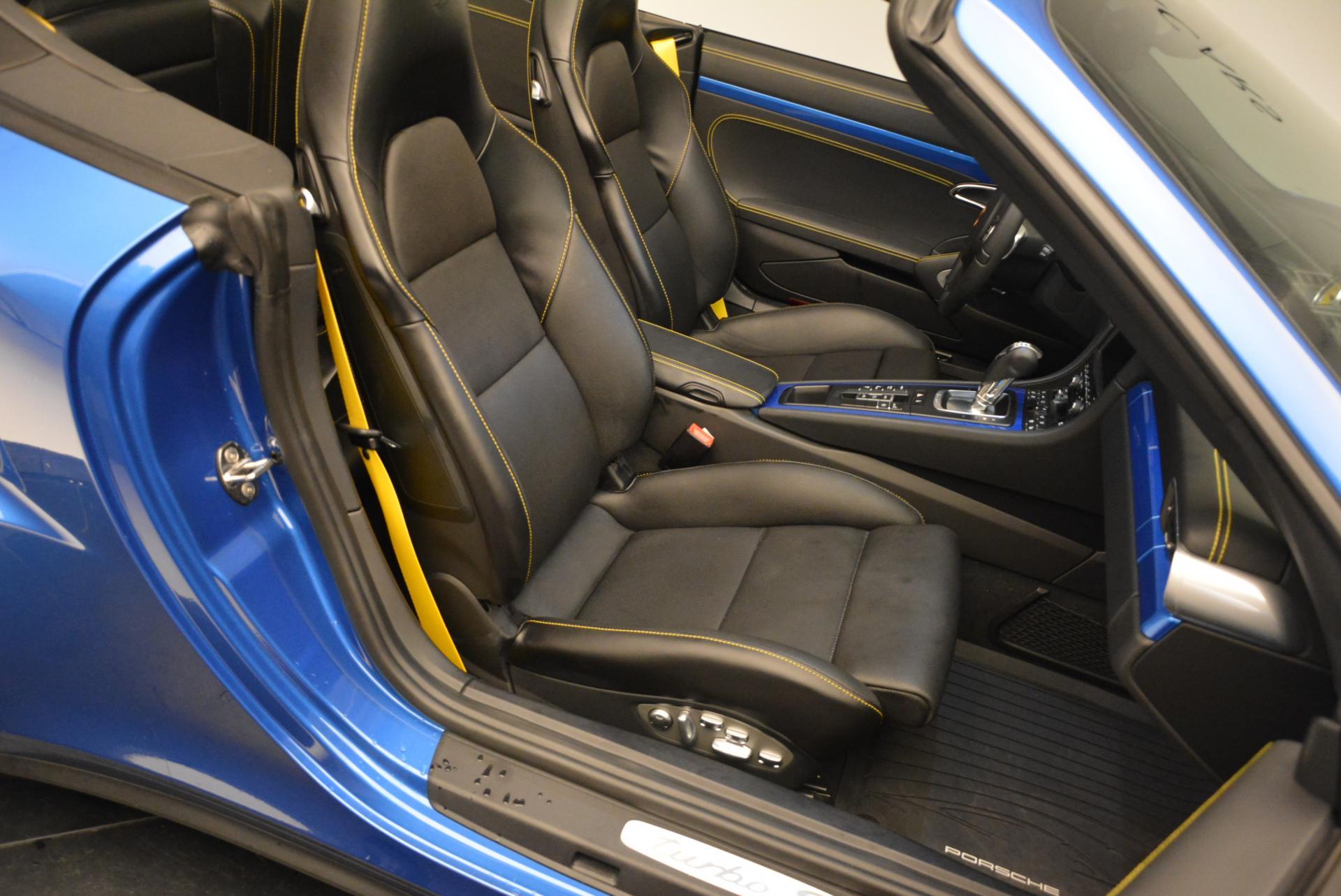 Used 2014 Porsche 911 Turbo S For Sale In Greenwich, CT 105_p23