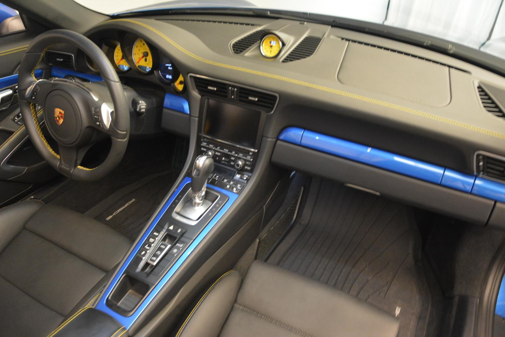 Used 2014 Porsche 911 Turbo S For Sale In Greenwich, CT 105_p24