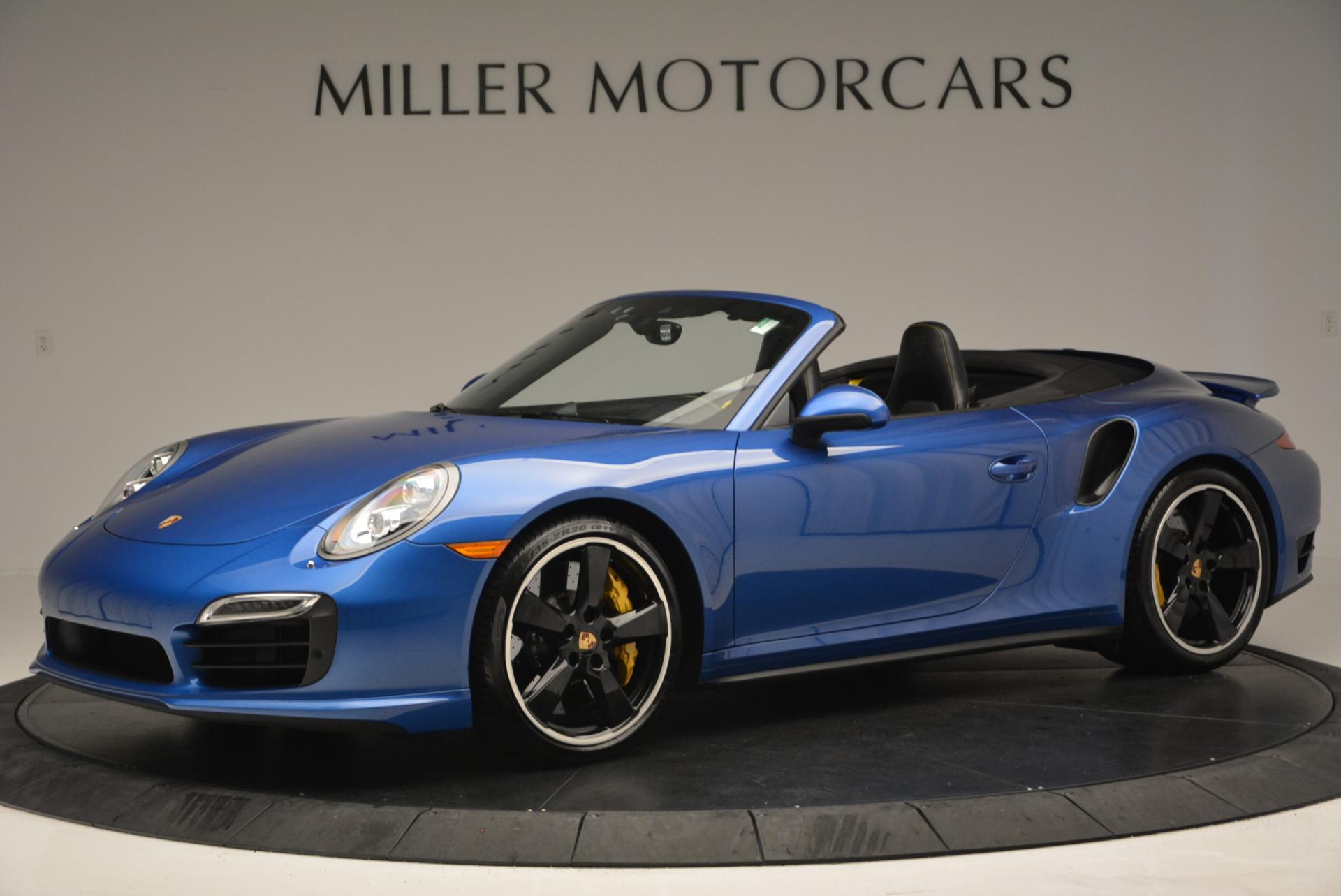 Used 2014 Porsche 911 Turbo S For Sale In Greenwich, CT 105_p2
