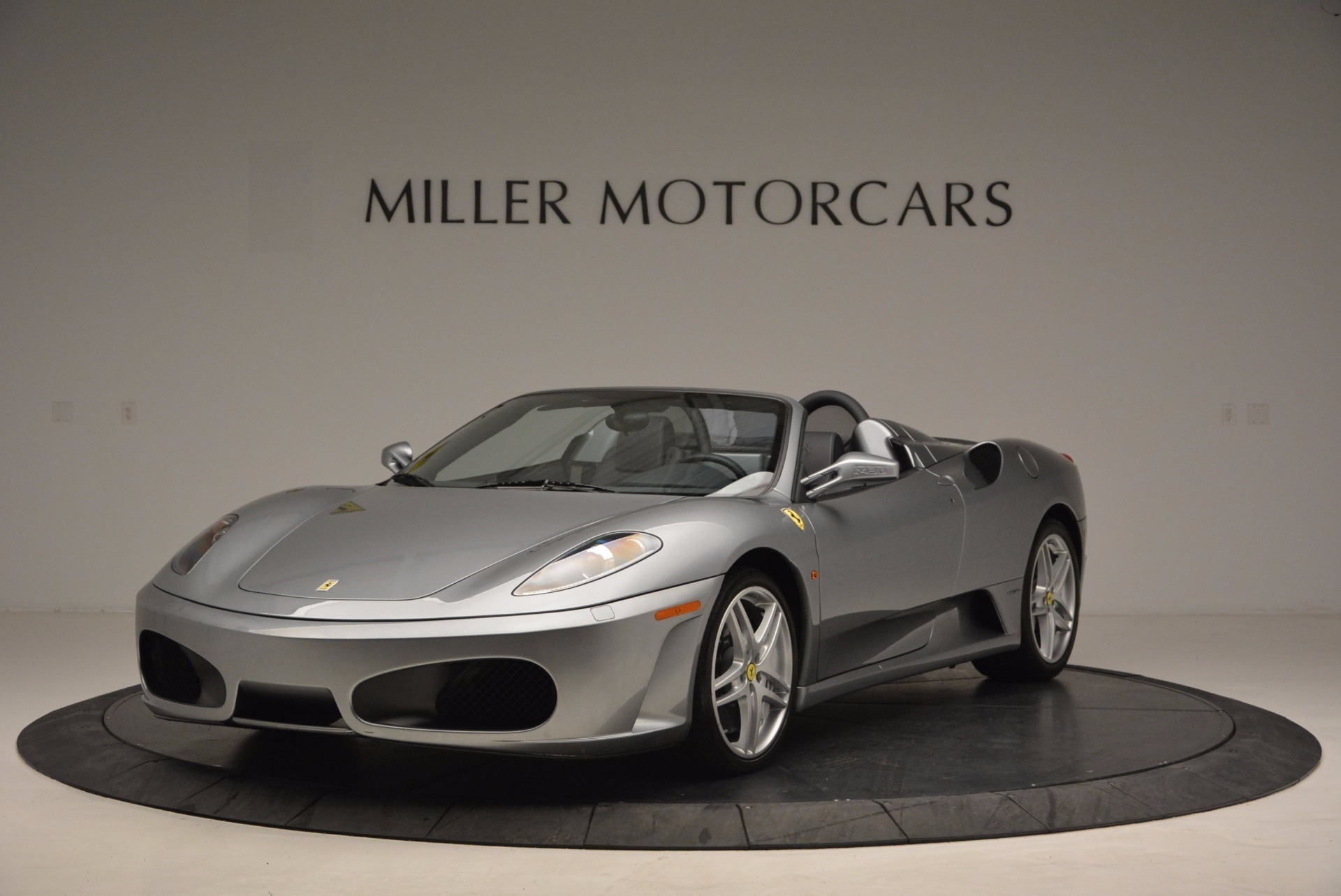 Used 2007 Ferrari F430 Spider For Sale In Greenwich, CT 1052_main