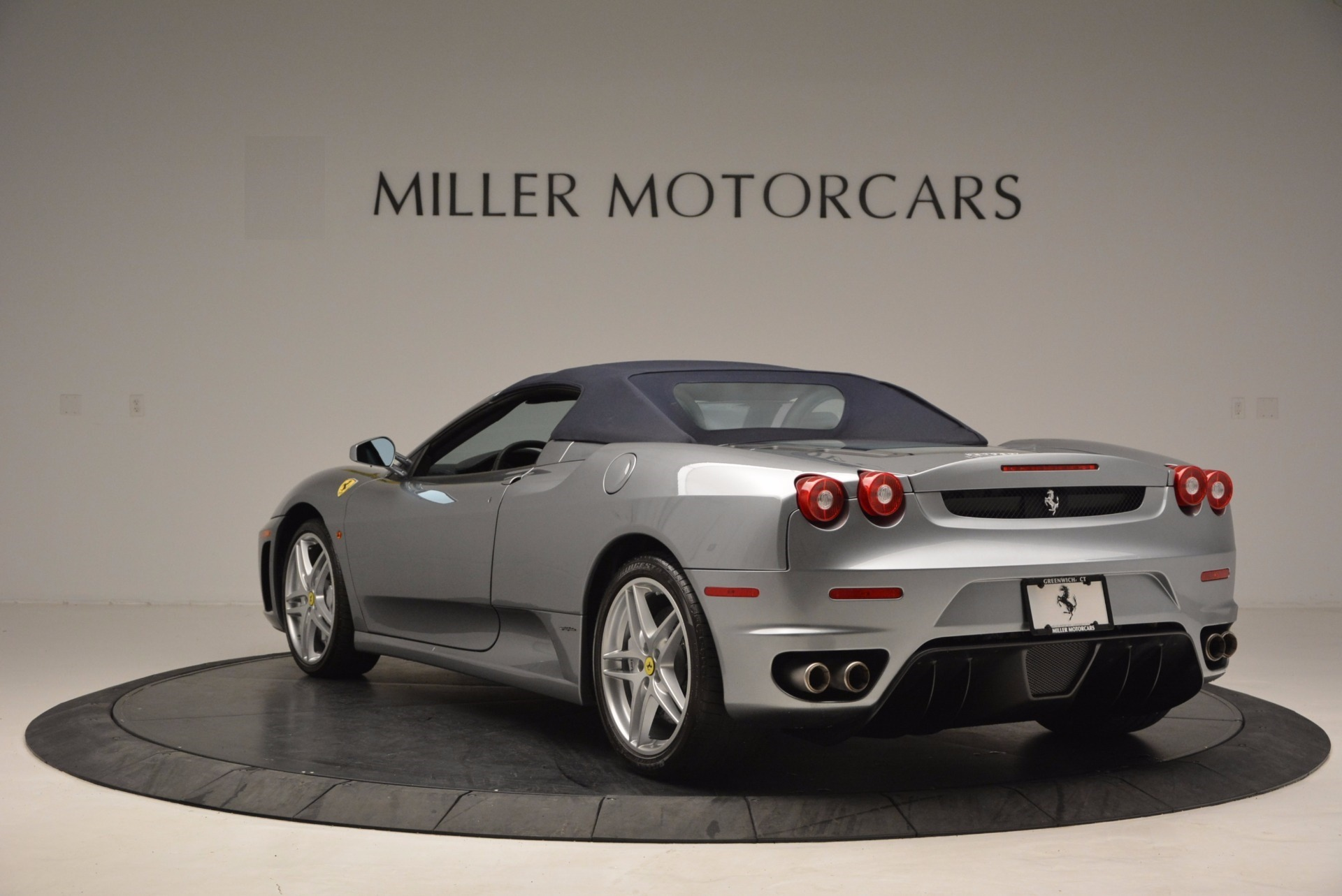 Used 2007 Ferrari F430 Spider For Sale In Greenwich, CT 1052_p17