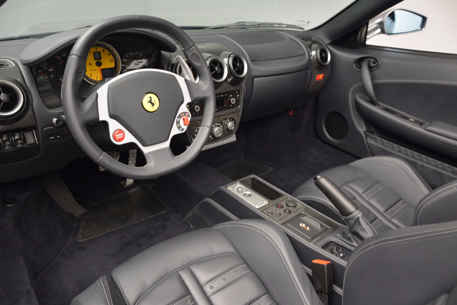 Used 2007 Ferrari F430 Spider For Sale In Greenwich, CT 1052_p25