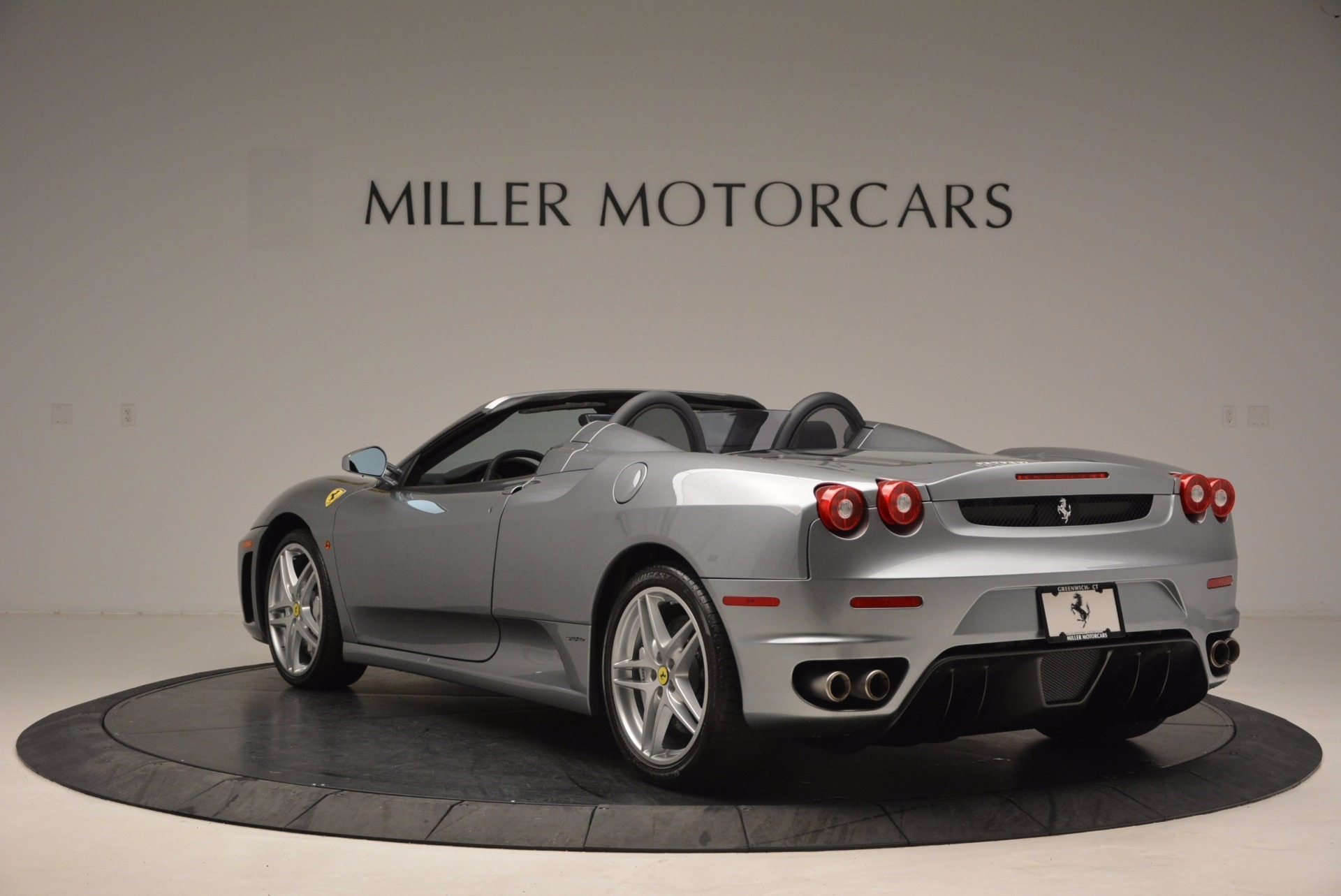 Used 2007 Ferrari F430 Spider For Sale In Greenwich, CT 1052_p5