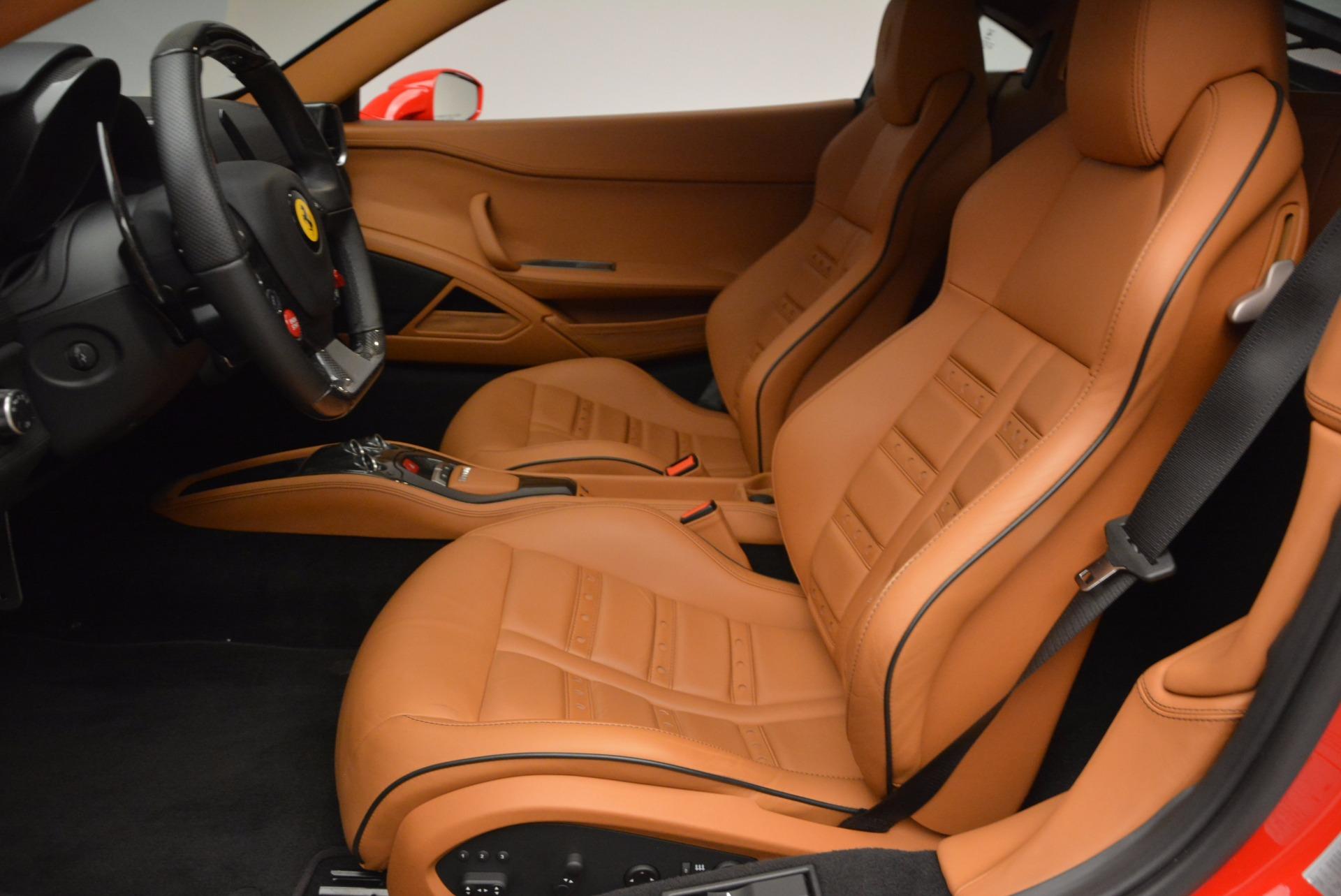 Used 2011 Ferrari 458 Italia  For Sale In Greenwich, CT 1054_p14