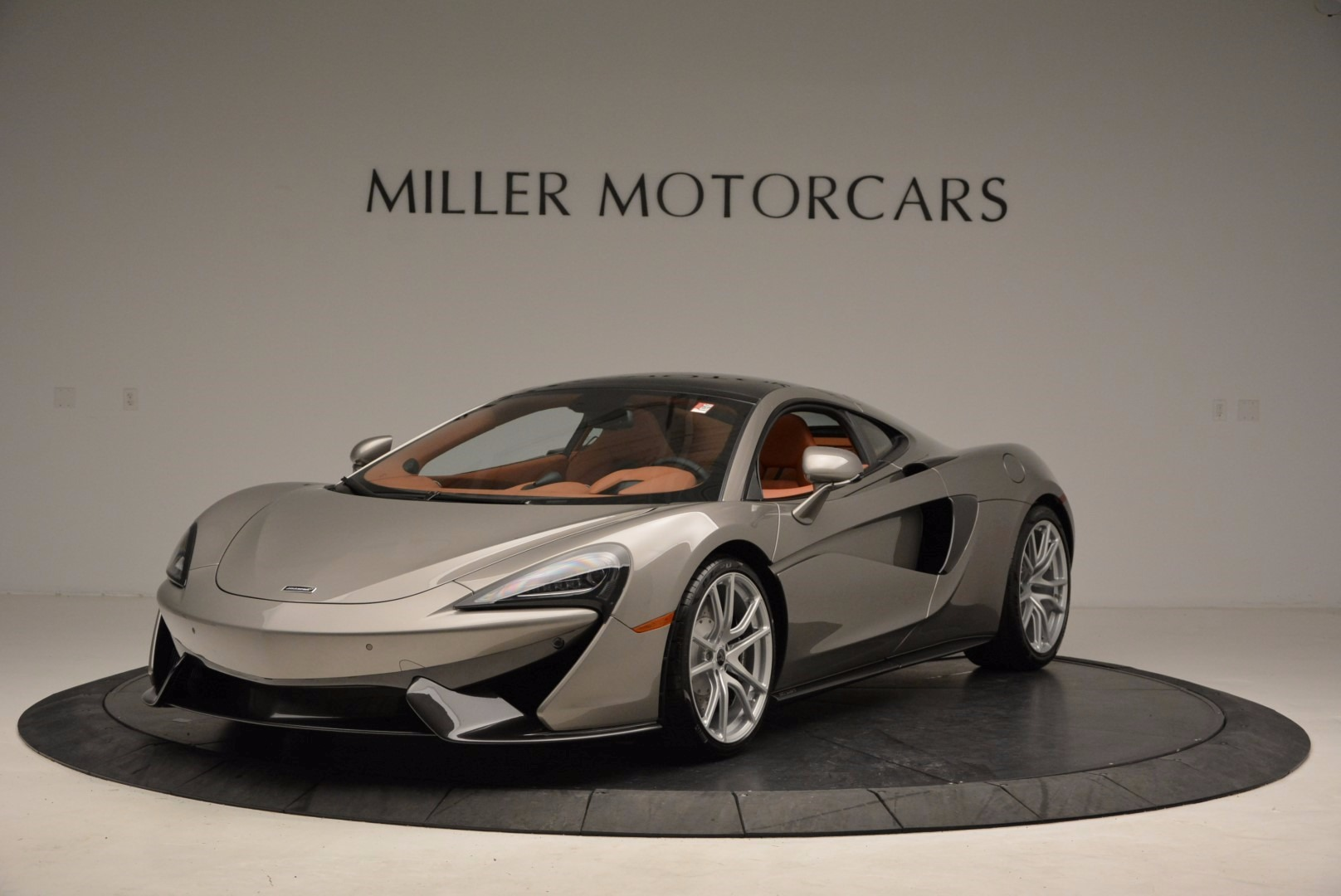 Used 2017 McLaren 570GT  For Sale In Greenwich, CT 1056_main