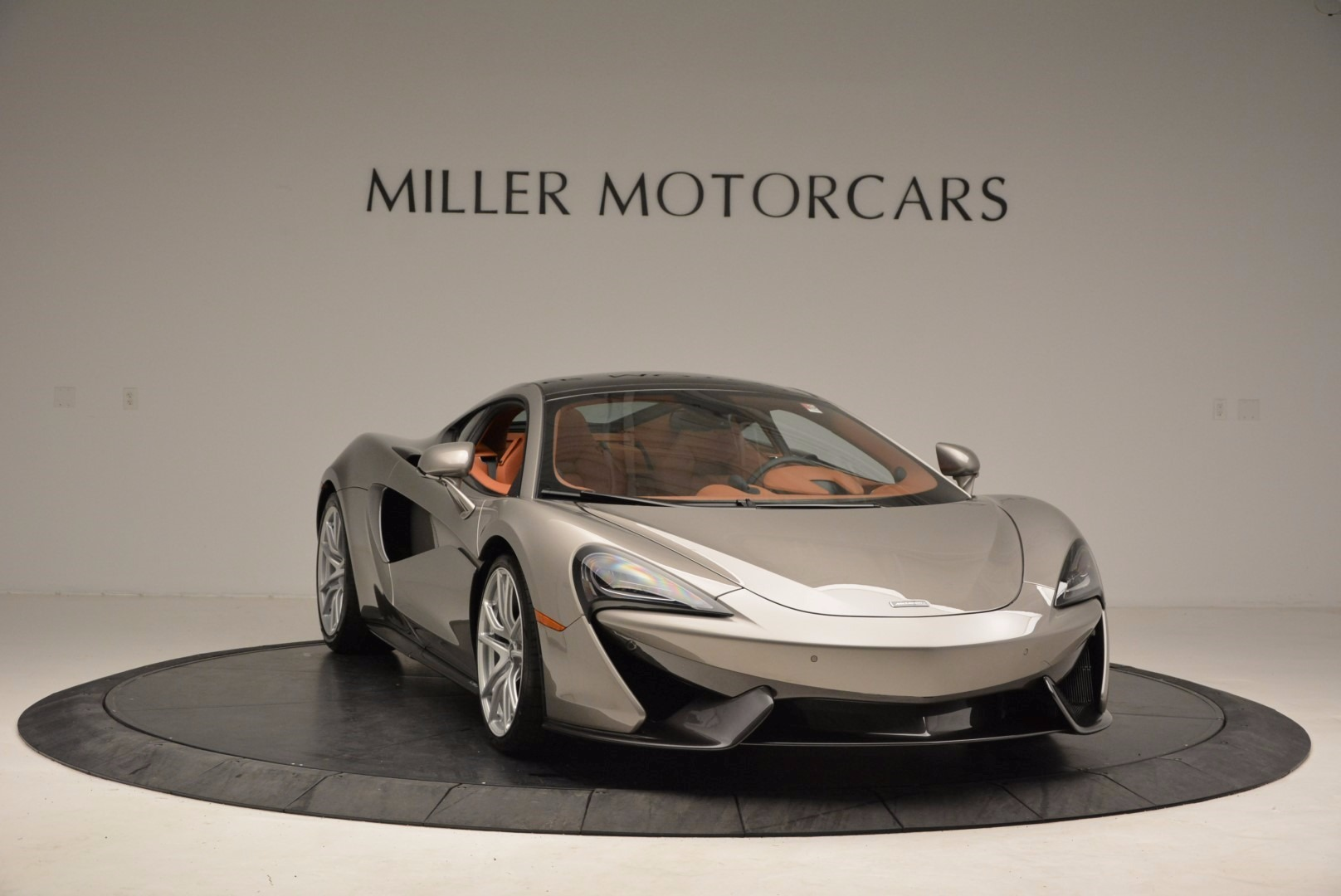 Used 2017 McLaren 570GT  For Sale In Greenwich, CT 1056_p11