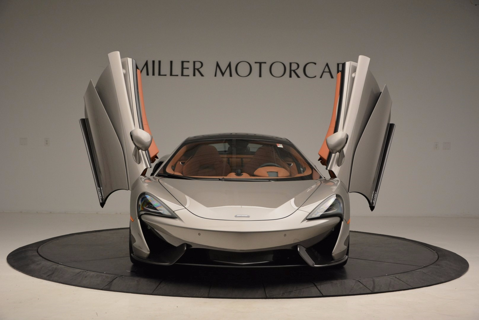 Used 2017 McLaren 570GT  For Sale In Greenwich, CT 1056_p13