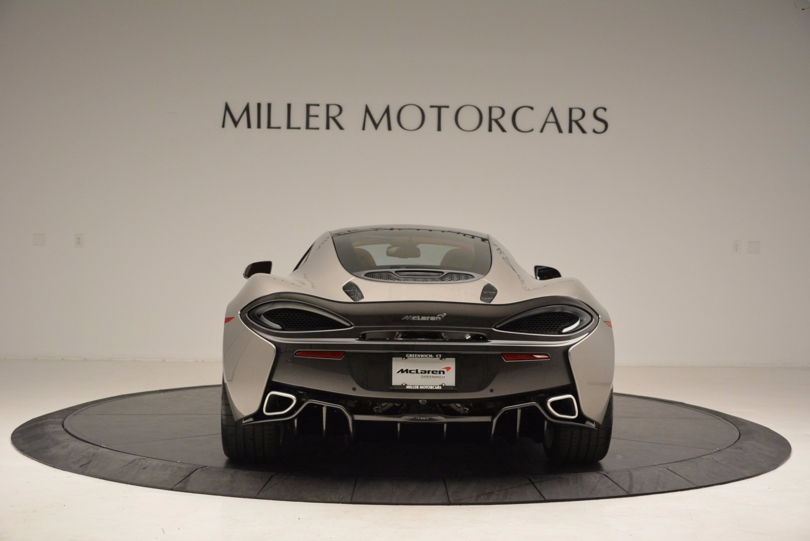 Used 2017 McLaren 570GT  For Sale In Greenwich, CT 1056_p6