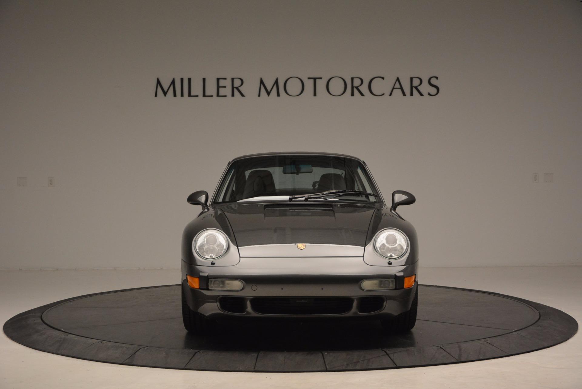 Used 1996 Porsche 911 Turbo For Sale In Greenwich, CT 1058_p12