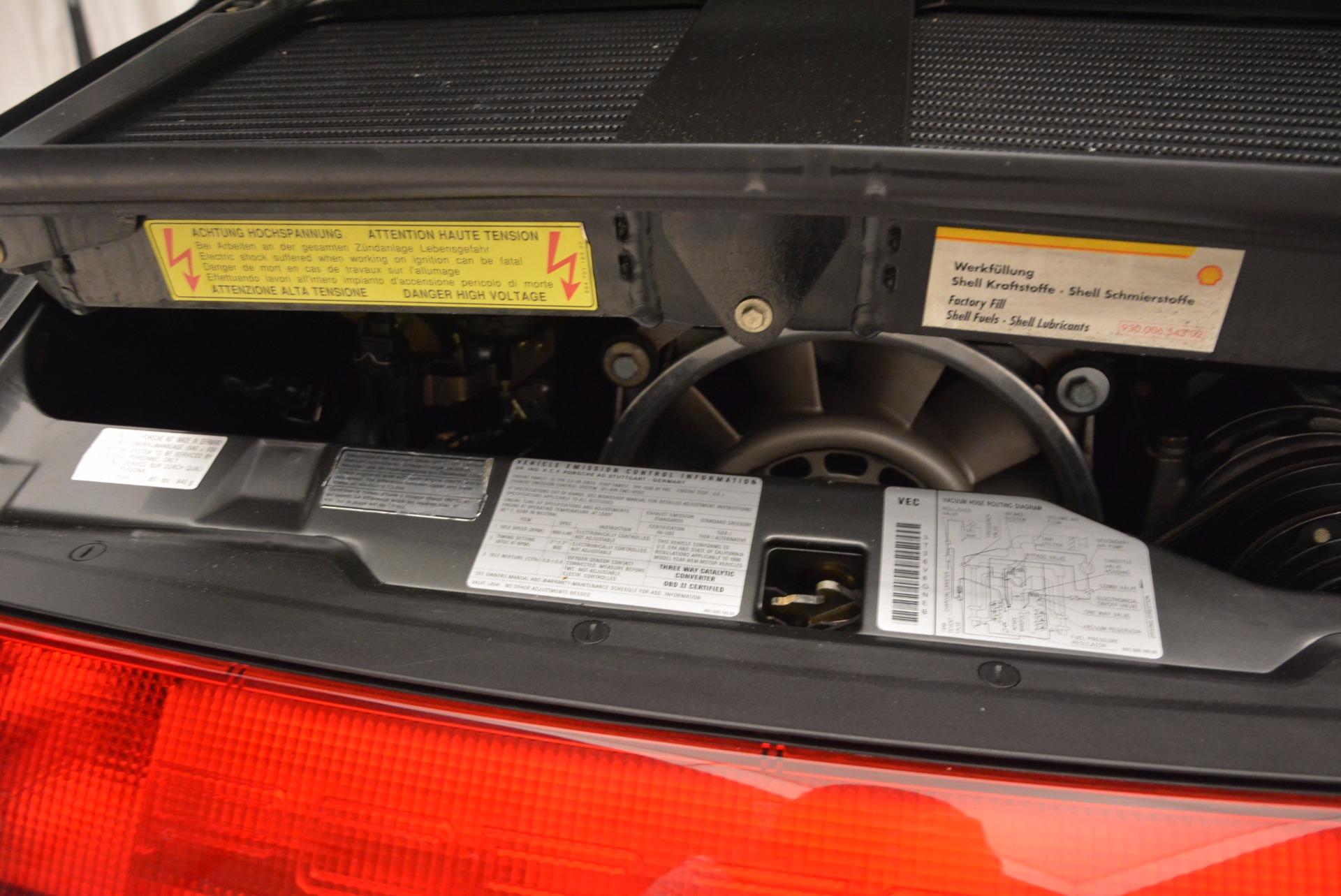Used 1996 Porsche 911 Turbo For Sale In Greenwich, CT 1058_p14