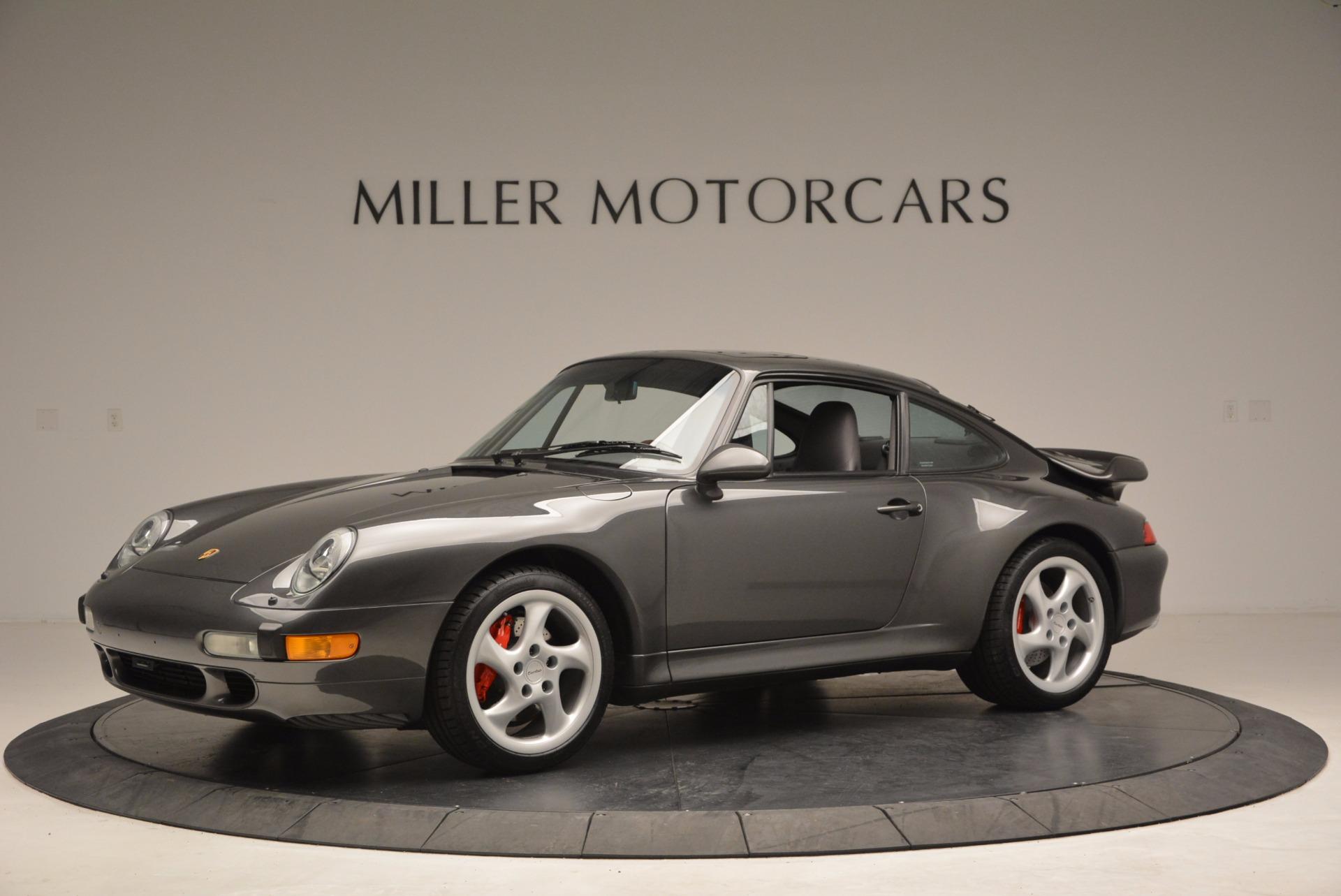 Used 1996 Porsche 911 Turbo For Sale In Greenwich, CT 1058_p2