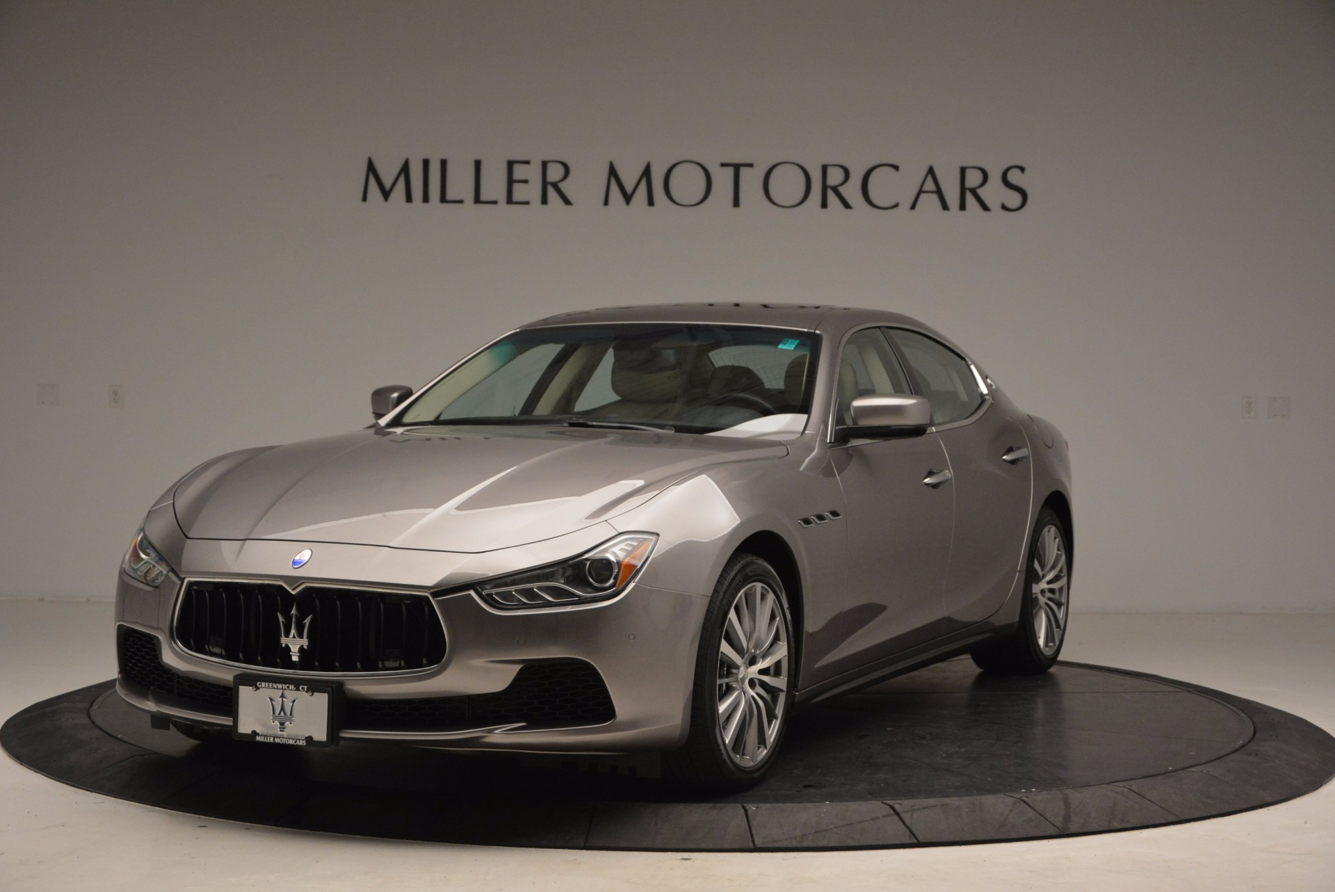 Used 2015 Maserati Ghibli S Q4 For Sale In Greenwich, CT 1059_main