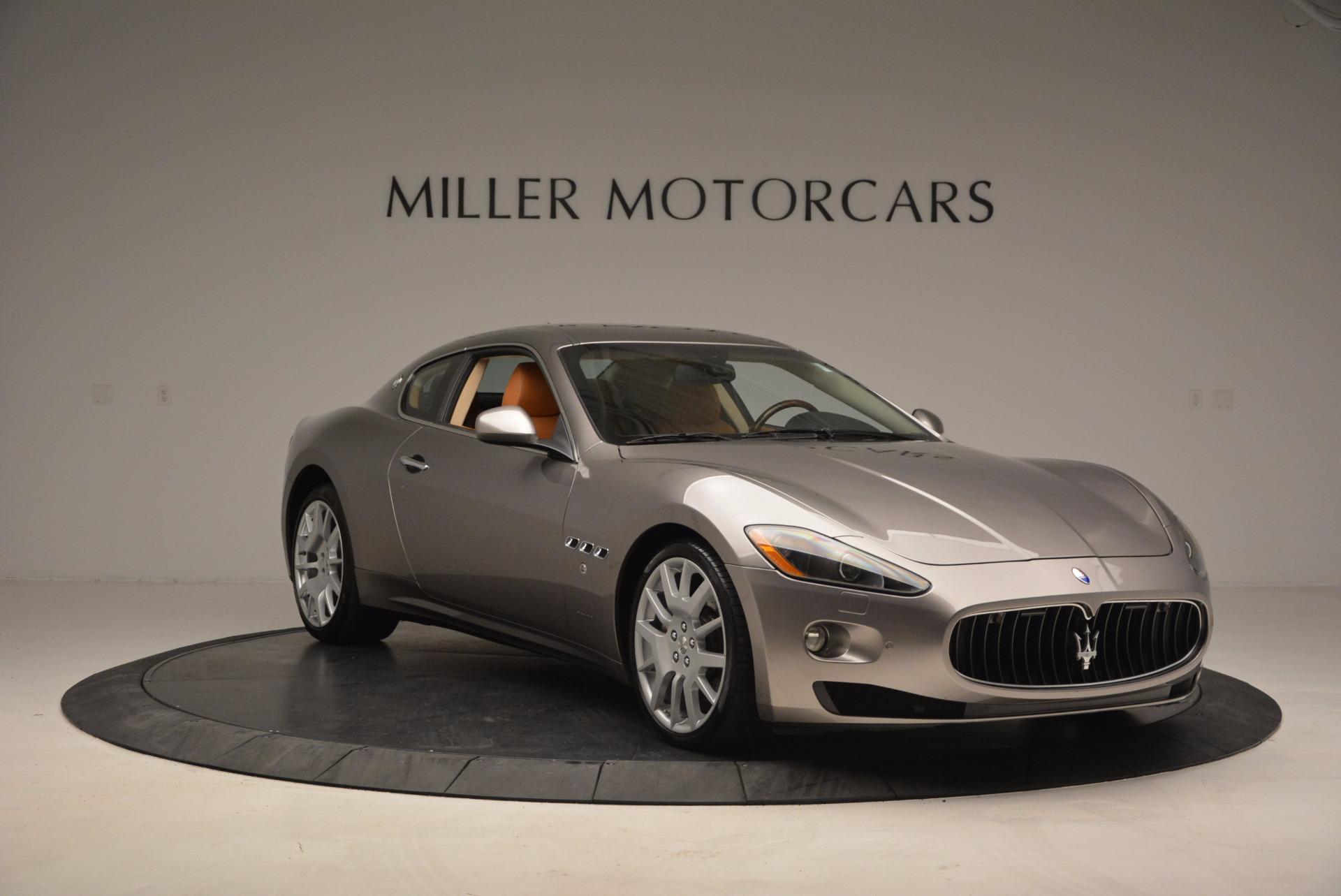 Used 2009 Maserati GranTurismo S For Sale In Greenwich, CT 1063_p11
