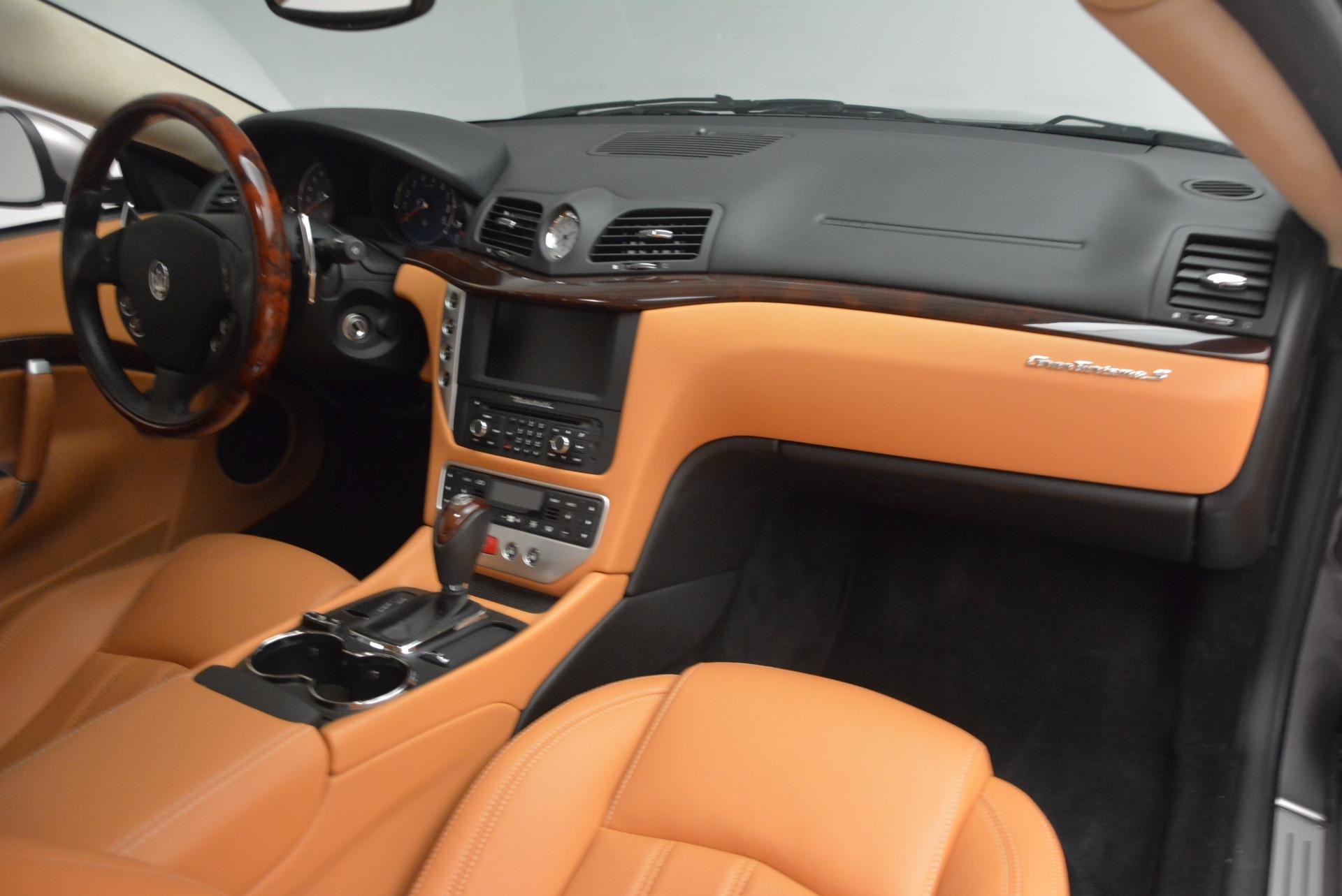 Used 2009 Maserati GranTurismo S For Sale In Greenwich, CT 1063_p17