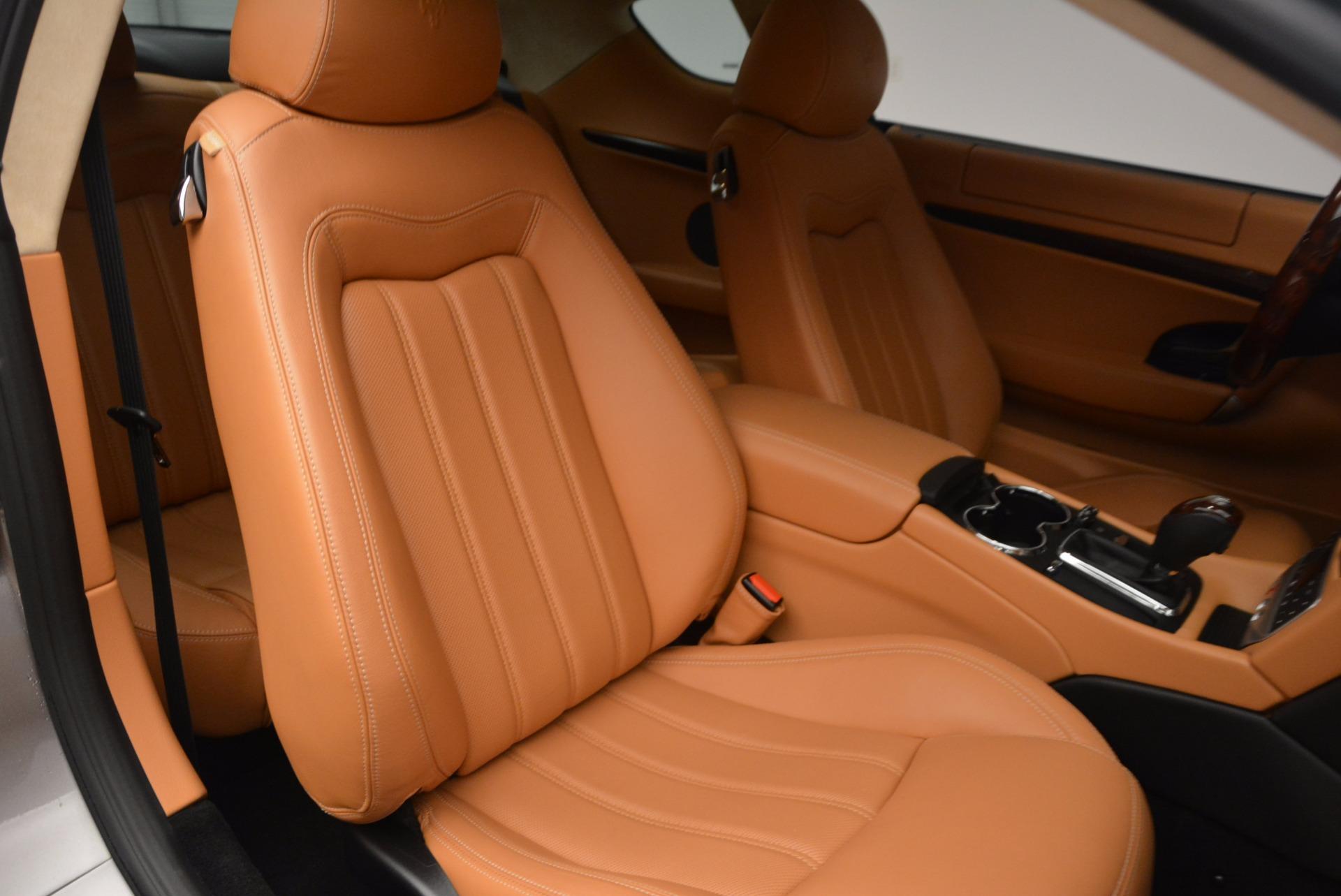 Used 2009 Maserati GranTurismo S For Sale In Greenwich, CT 1063_p19