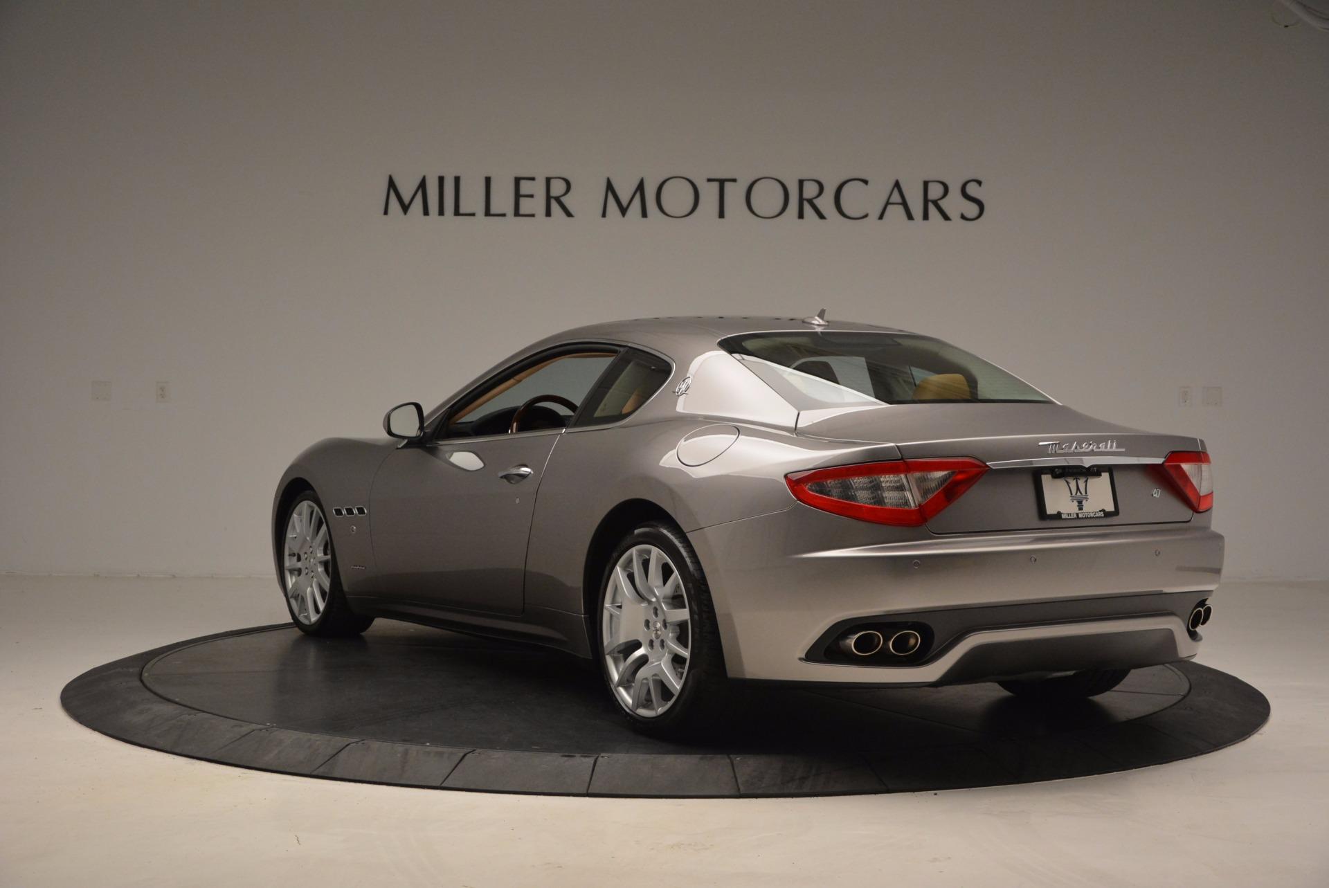 Used 2009 Maserati GranTurismo S For Sale In Greenwich, CT 1063_p5