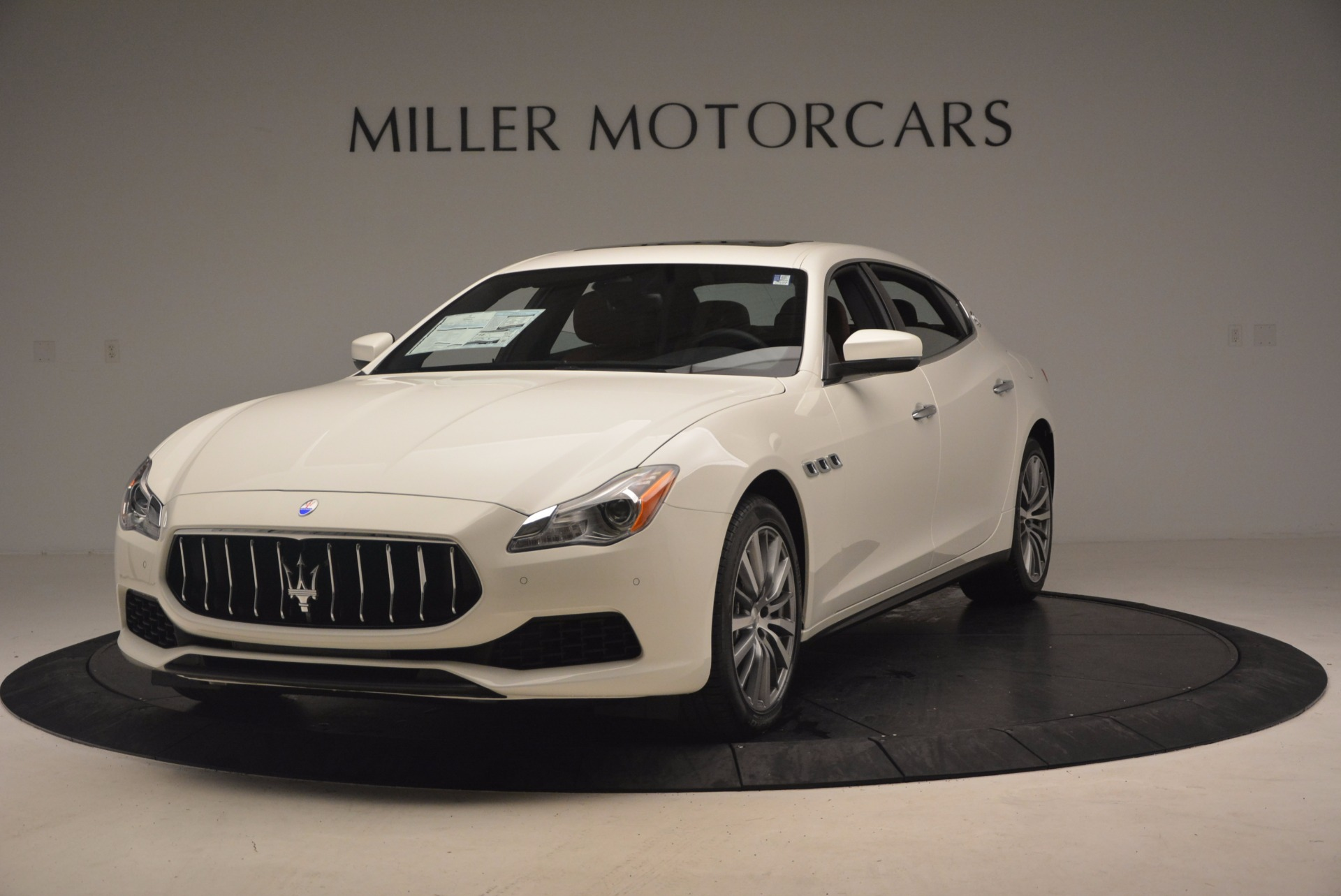 New 2017 Maserati Quattroporte SQ4 For Sale In Greenwich, CT