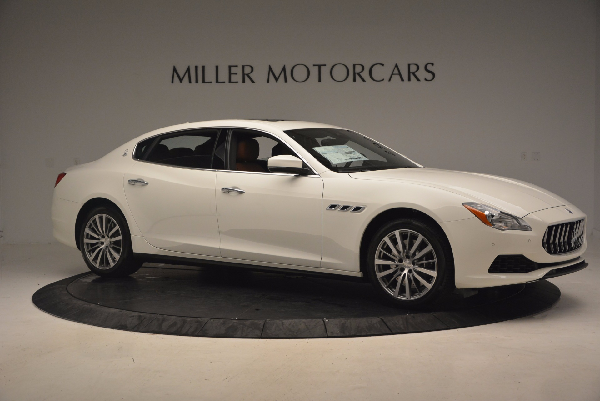 New 2017 Maserati Quattroporte SQ4 For Sale In Greenwich, CT 1065_p10