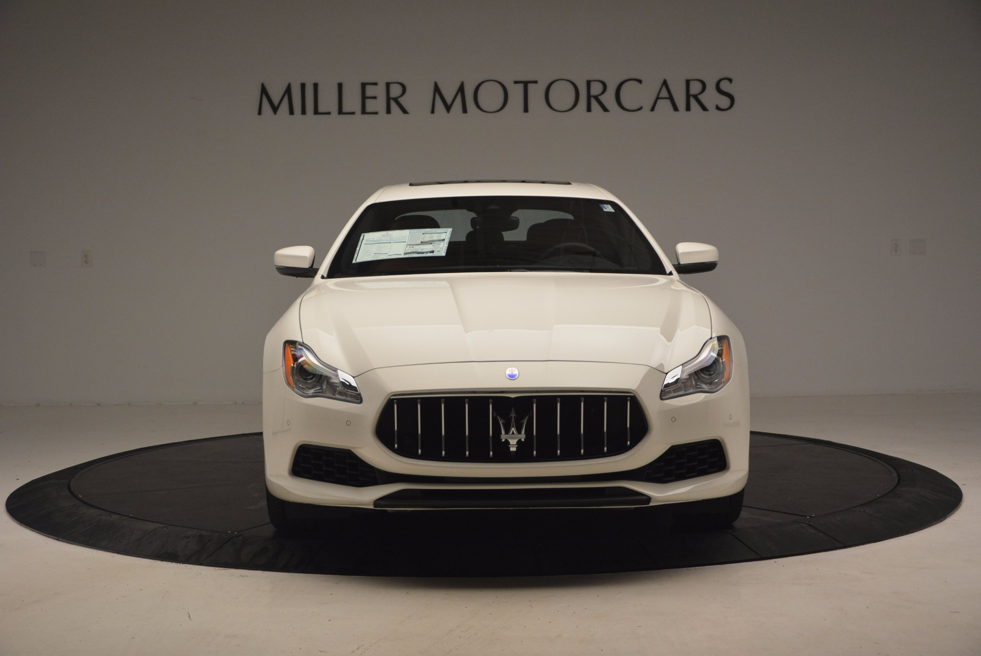New 2017 Maserati Quattroporte SQ4 For Sale In Greenwich, CT 1065_p12