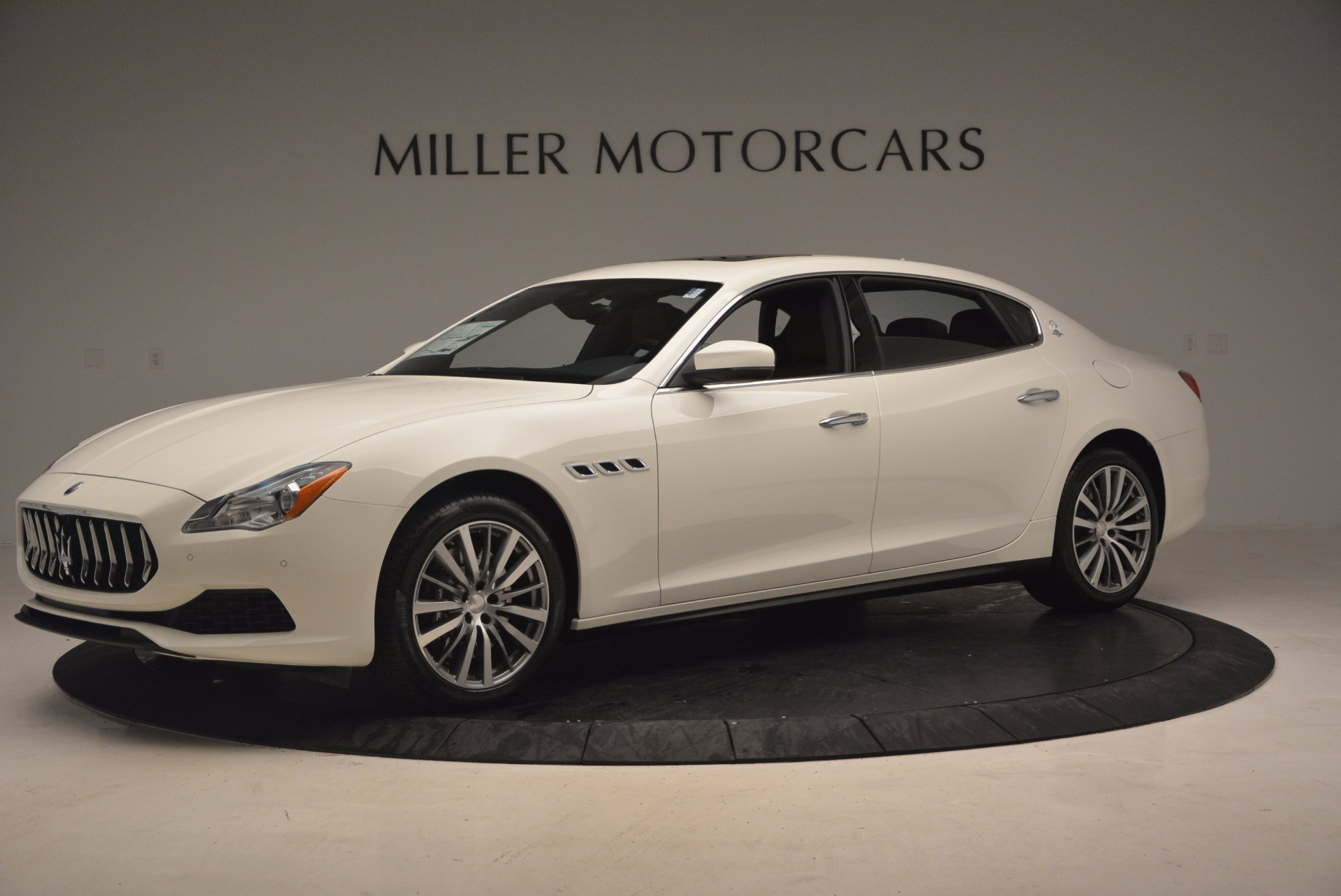 New 2017 Maserati Quattroporte SQ4 For Sale In Greenwich, CT 1065_p2