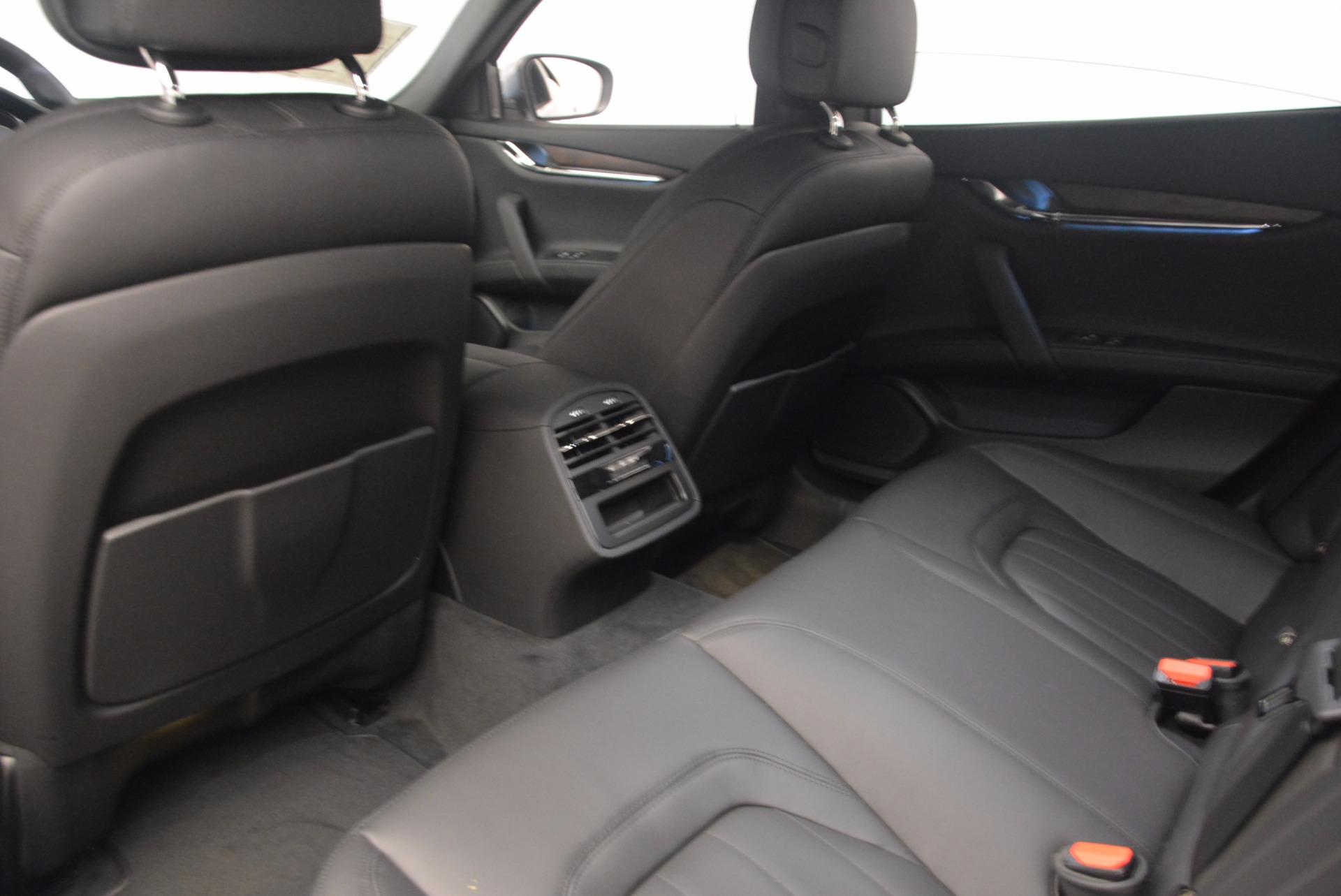 New 2017 Maserati Quattroporte SQ4 For Sale In Greenwich, CT 1066_p17