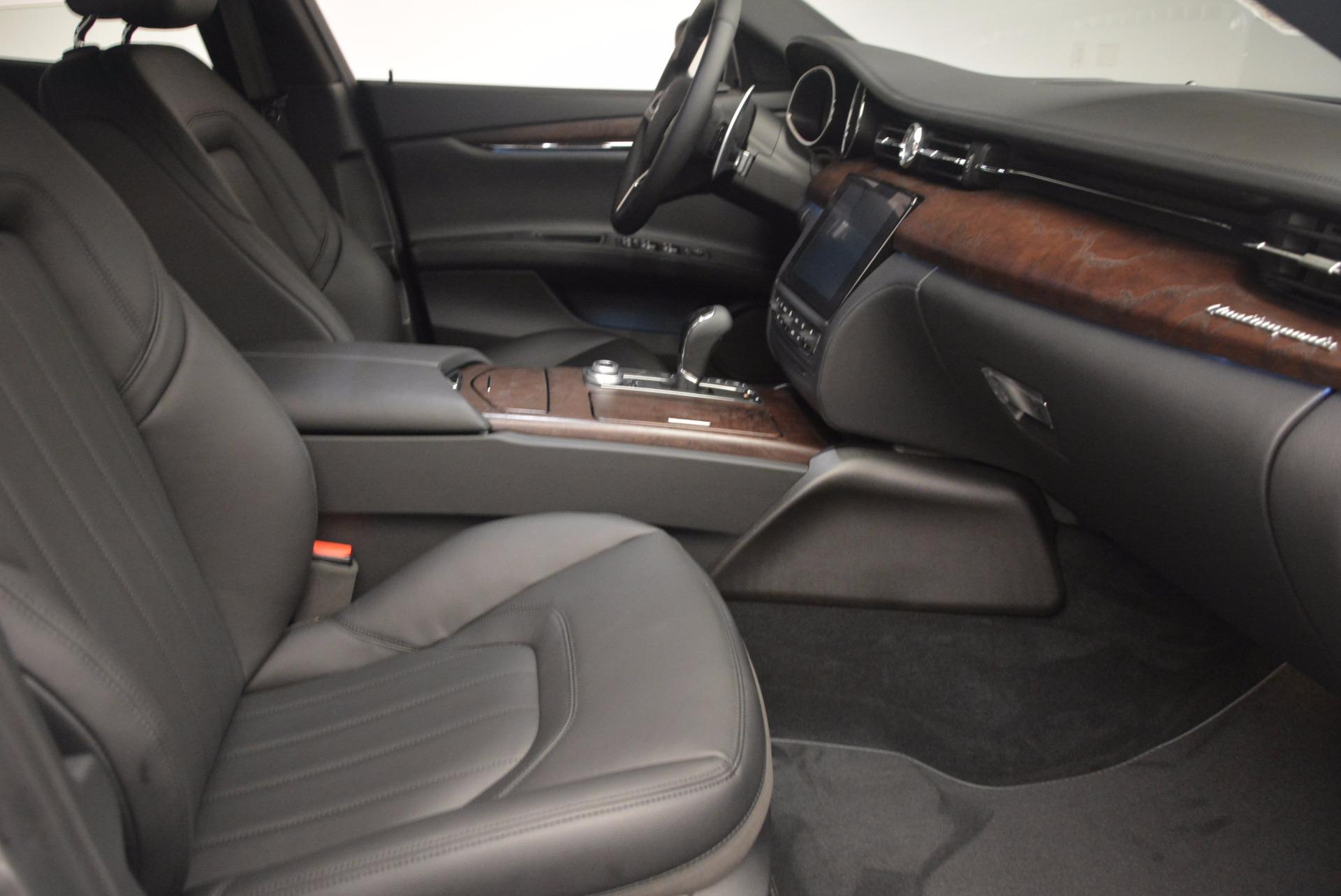 New 2017 Maserati Quattroporte SQ4 For Sale In Greenwich, CT 1066_p23