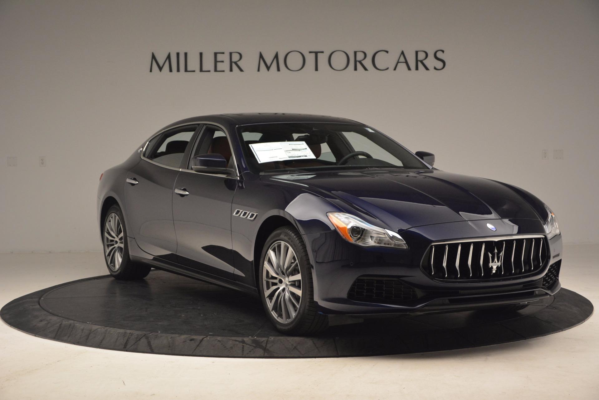 New 2017 Maserati Quattroporte S Q4 For Sale In Greenwich, CT 1067_p11