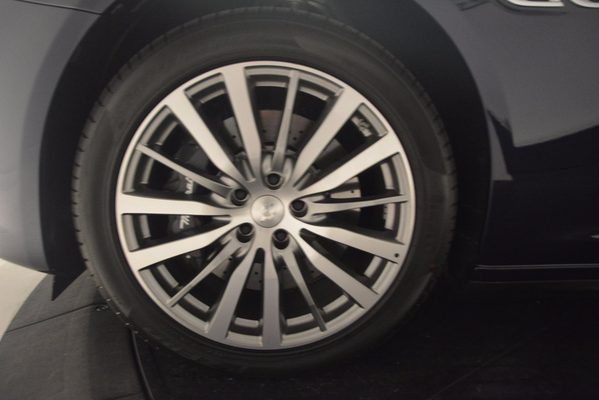 New 2017 Maserati Quattroporte S Q4 For Sale In Greenwich, CT 1067_p13