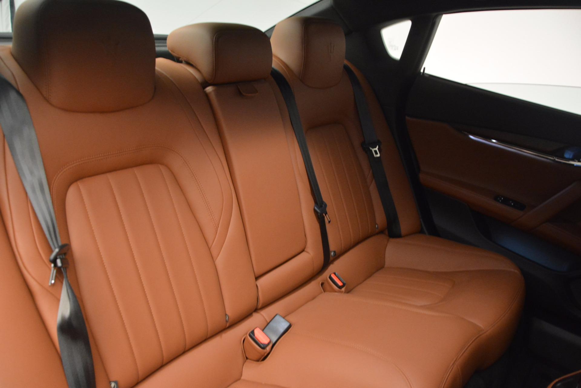 New 2017 Maserati Quattroporte S Q4 For Sale In Greenwich, CT 1067_p23