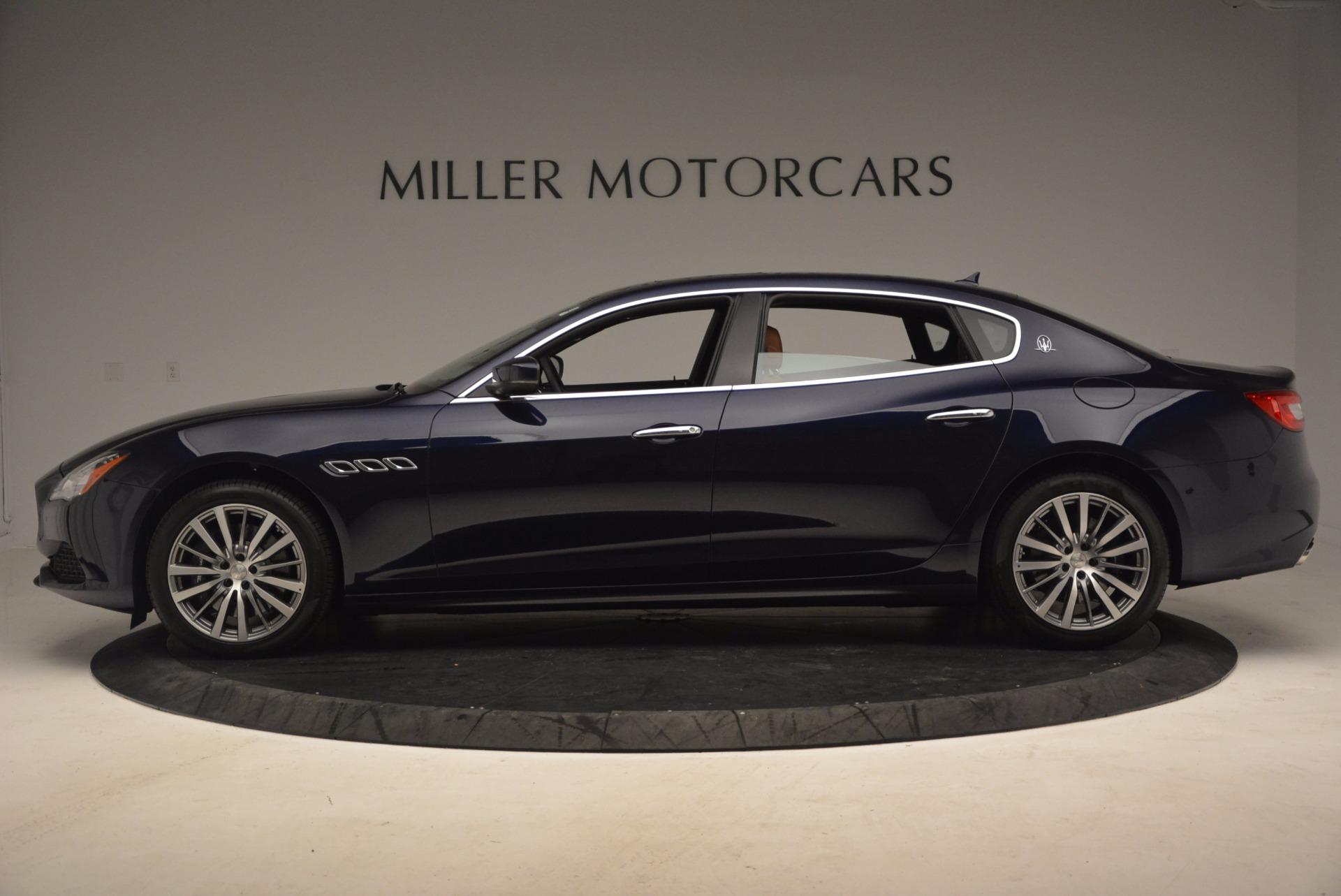 New 2017 Maserati Quattroporte S Q4 For Sale In Greenwich, CT 1067_p3