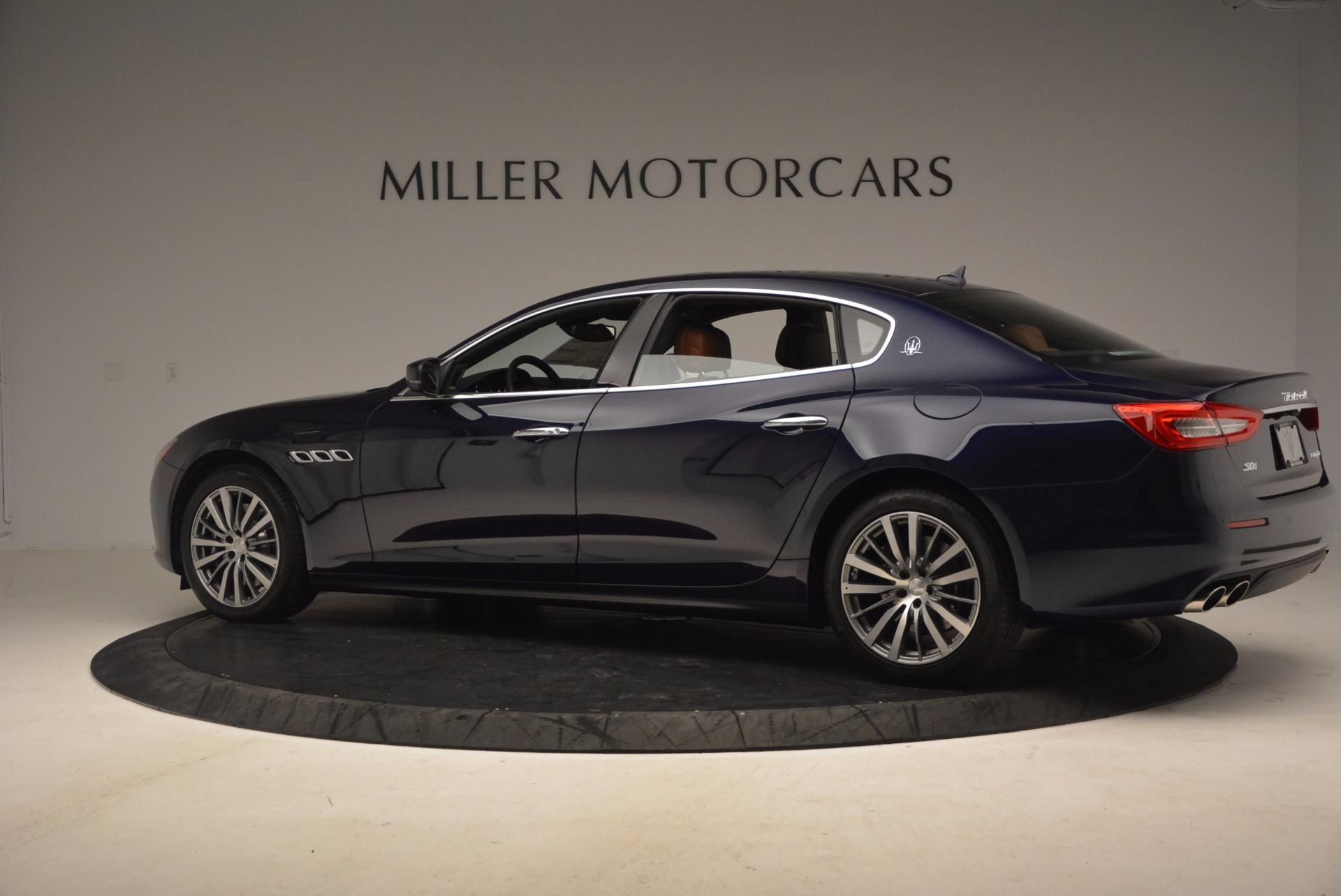 New 2017 Maserati Quattroporte S Q4 For Sale In Greenwich, CT 1067_p4