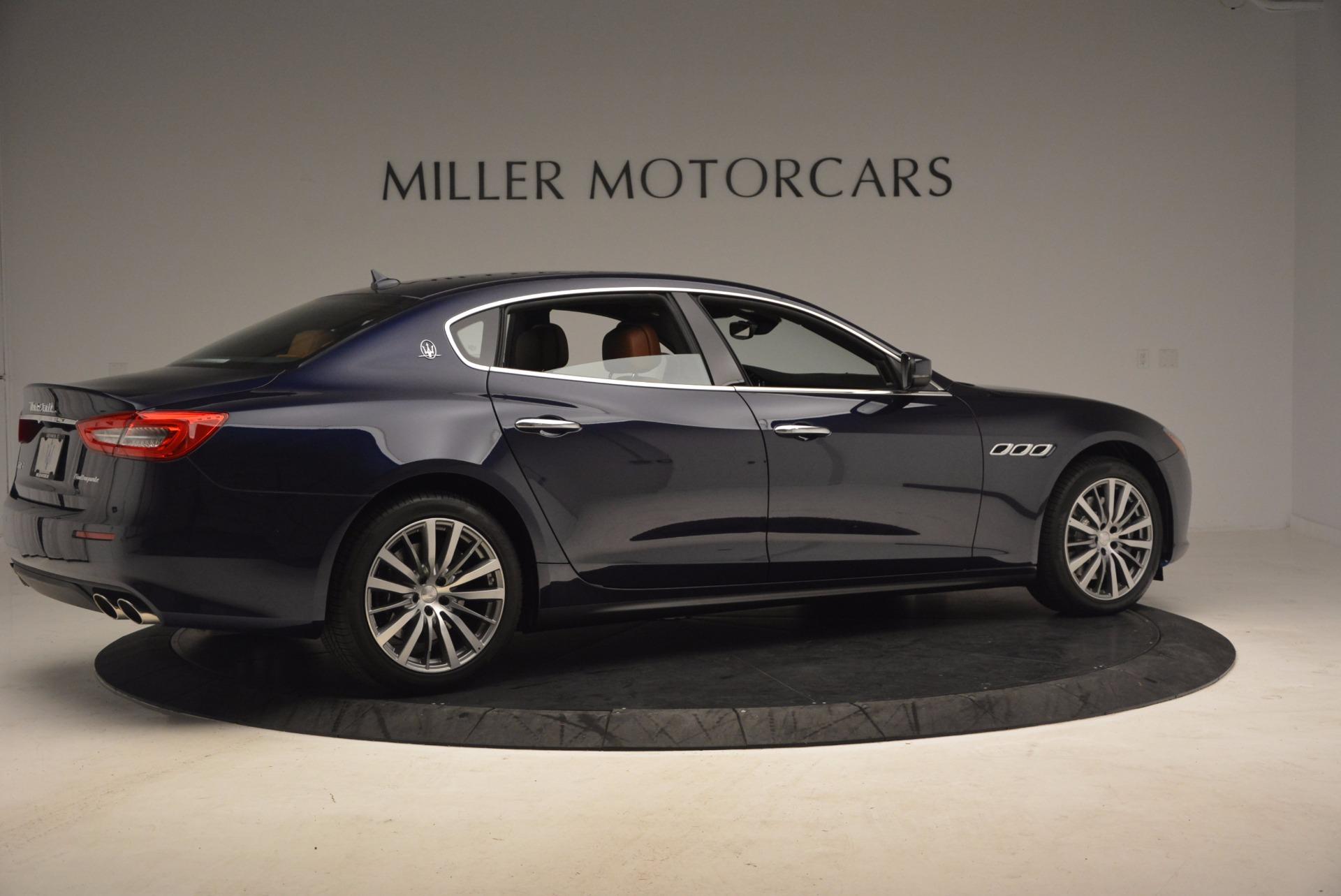 New 2017 Maserati Quattroporte S Q4 For Sale In Greenwich, CT 1067_p8