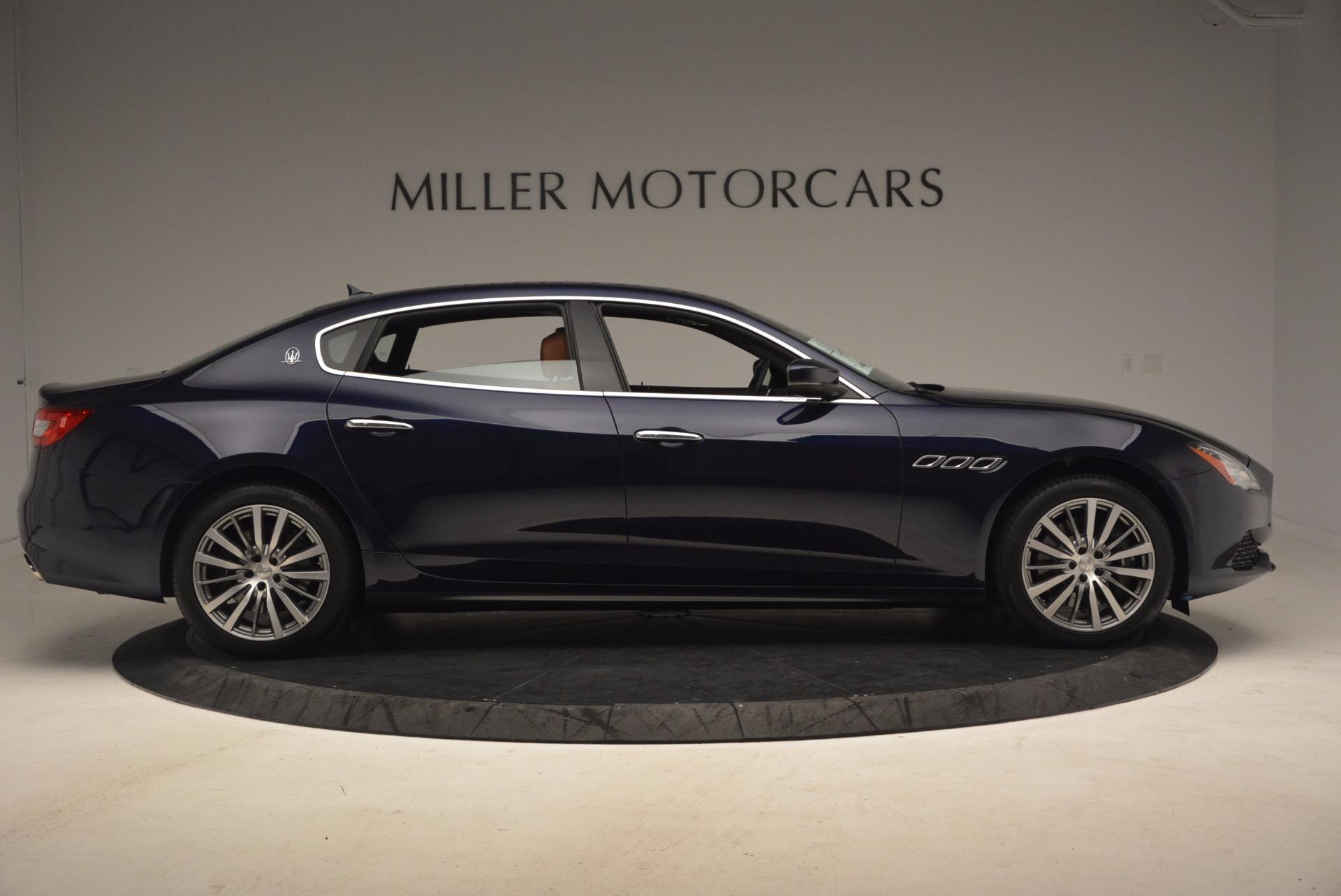 New 2017 Maserati Quattroporte S Q4 For Sale In Greenwich, CT 1067_p9