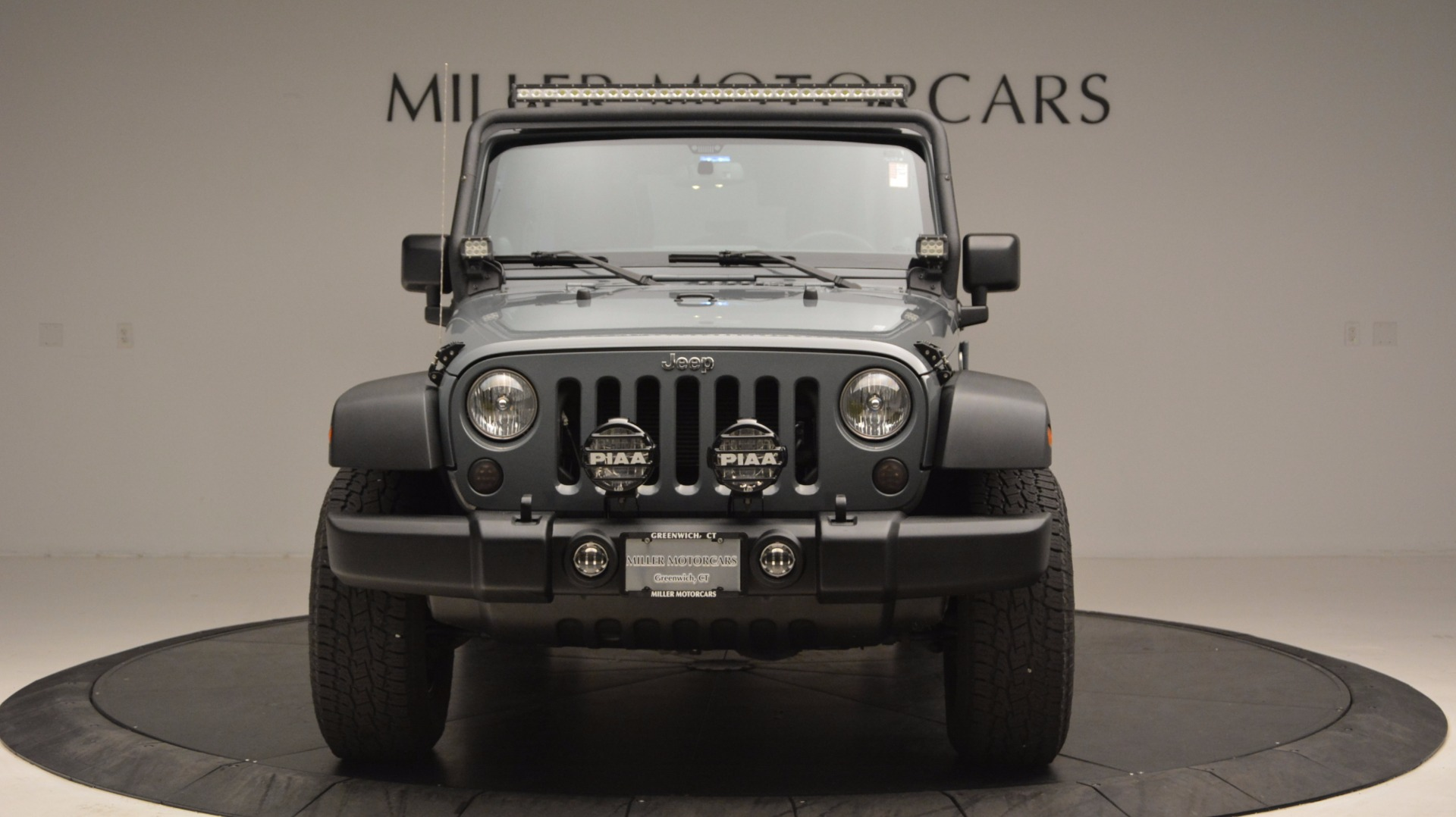 Used 2014 Jeep Wrangler Unlimited Sport For Sale In Greenwich, CT 1068_p6
