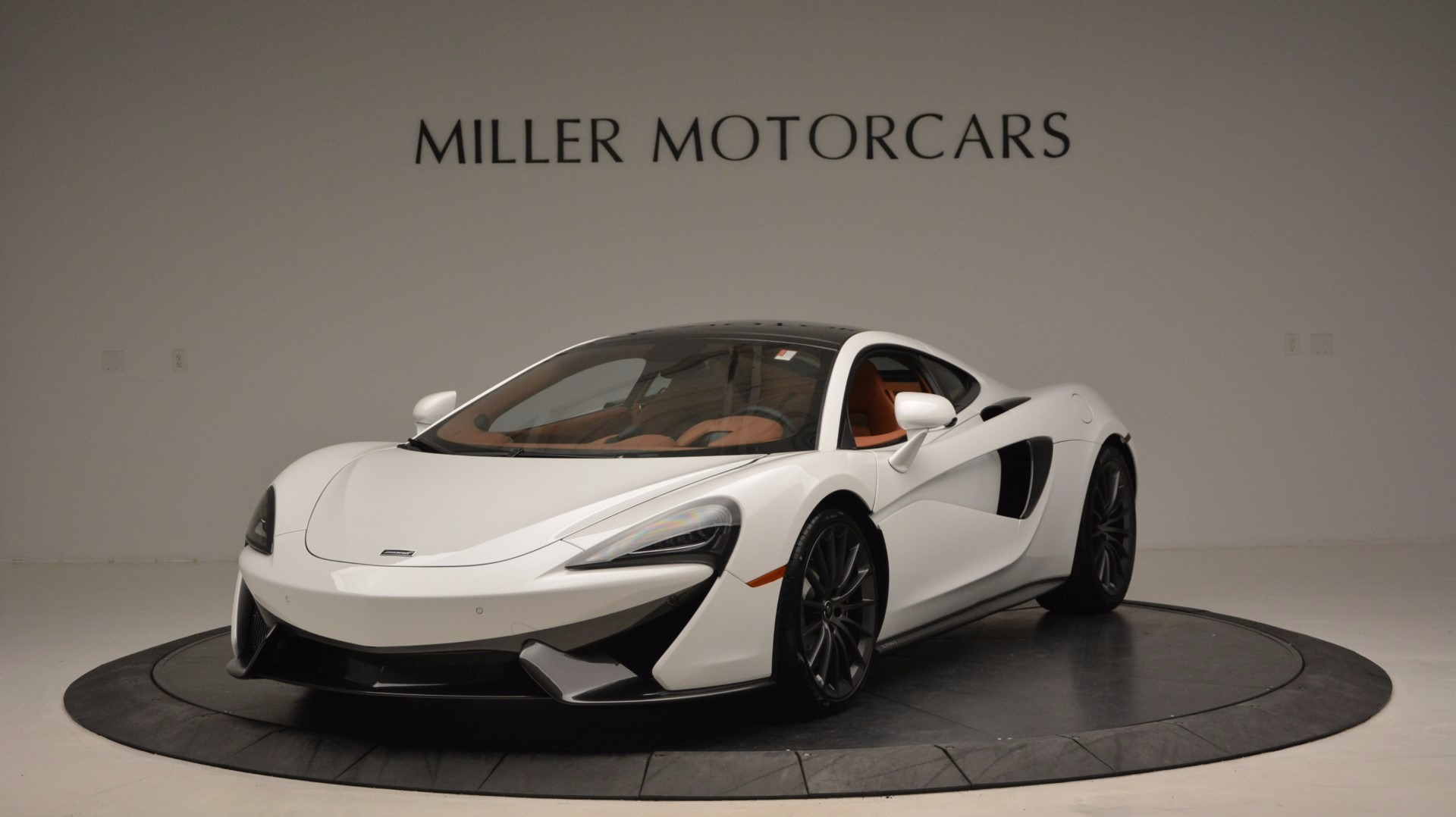 Used 2017 McLaren 570GT  For Sale In Greenwich, CT 1074_main